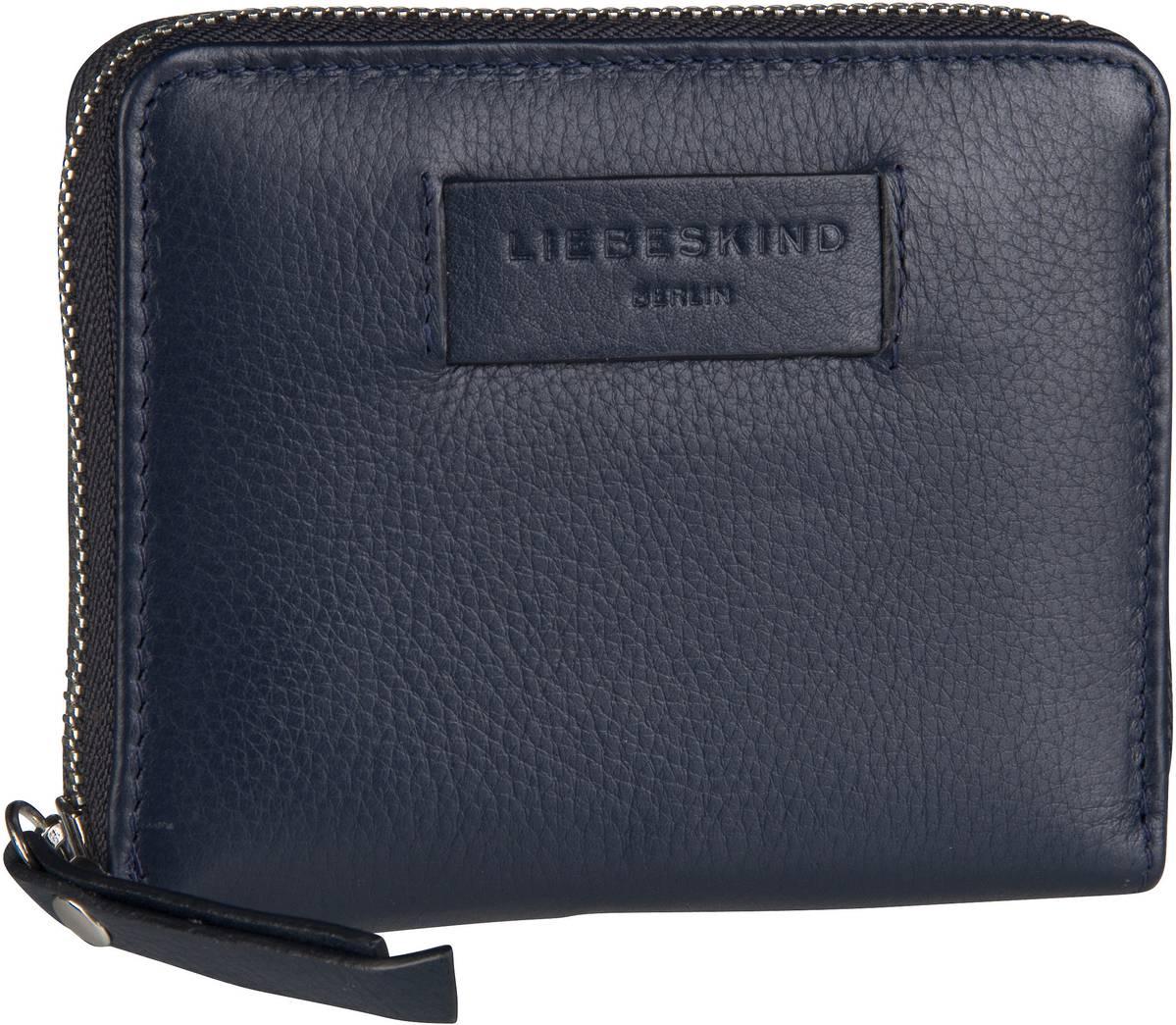 Liebeskind Berlin Geldbörse Essential Conny Wallet M Navy Blue
