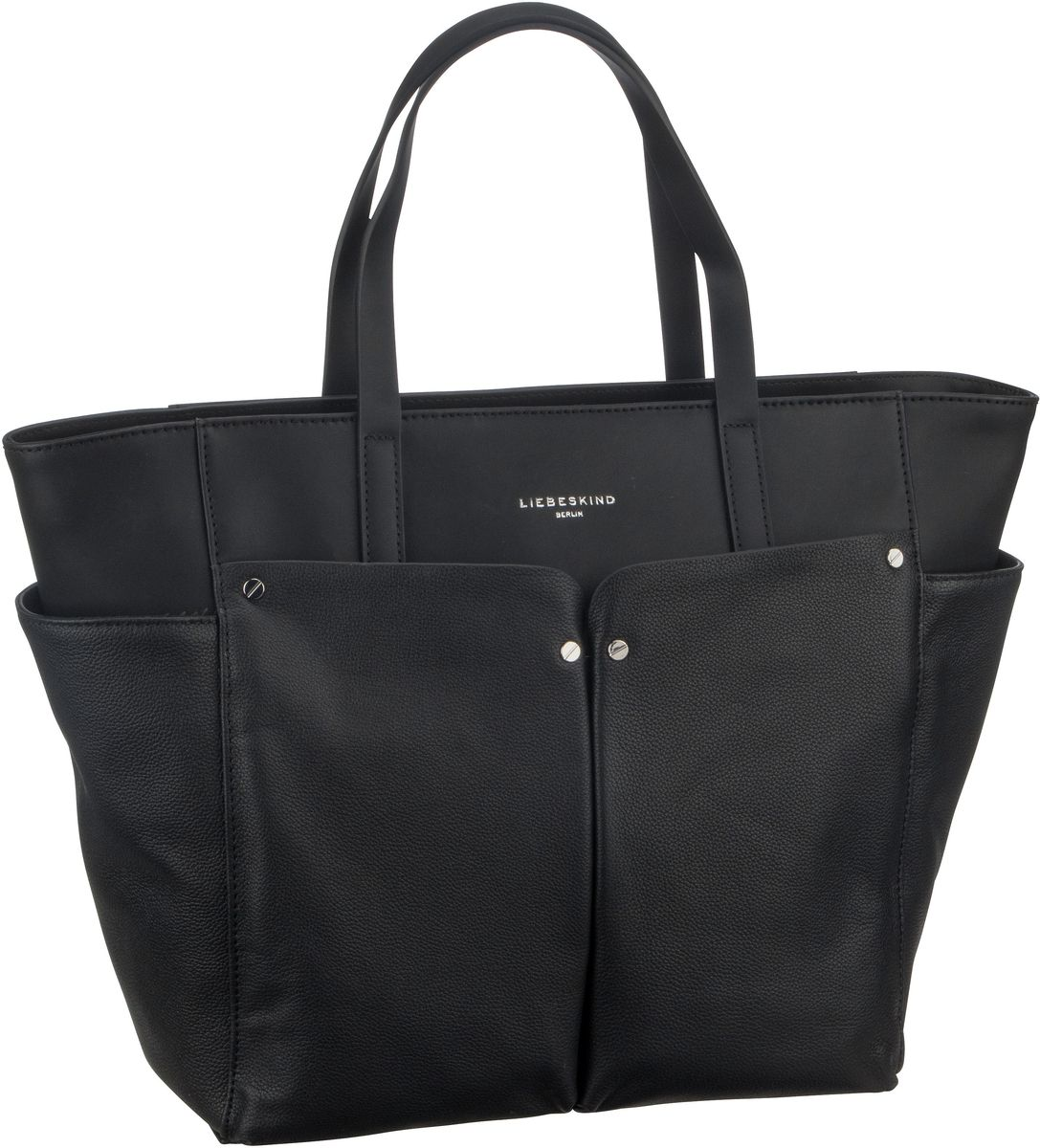 Berlin Shopper Duo Shopper L Black