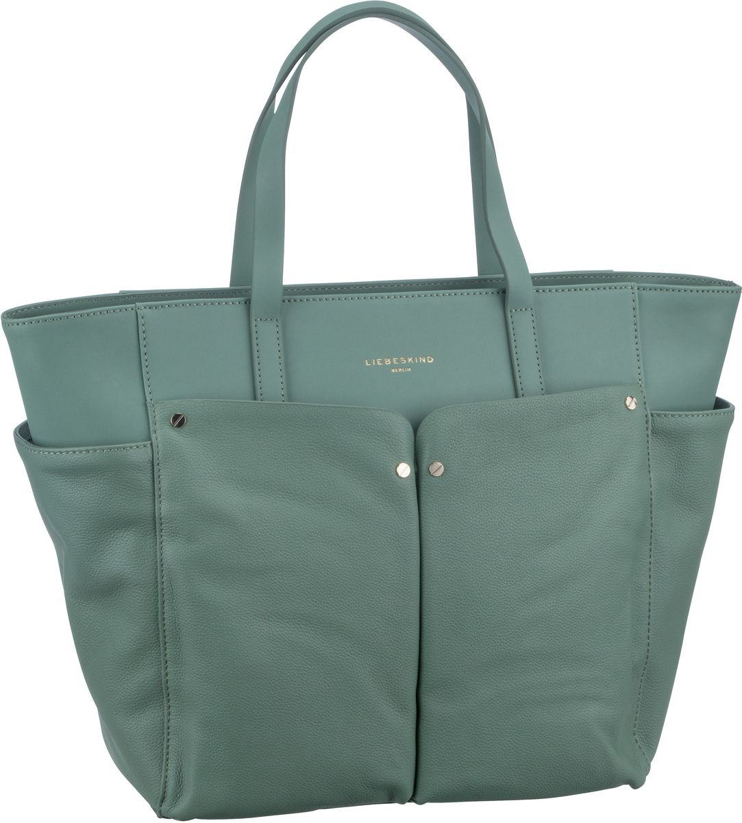 Berlin Shopper Duo Shopper L Hedge Green