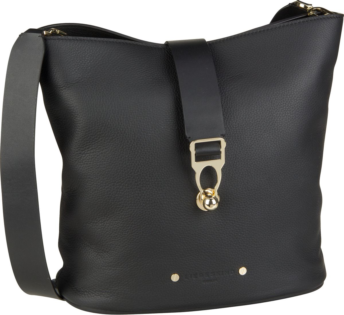 Berlin Umhängetasche Sailor Crossbody L Black