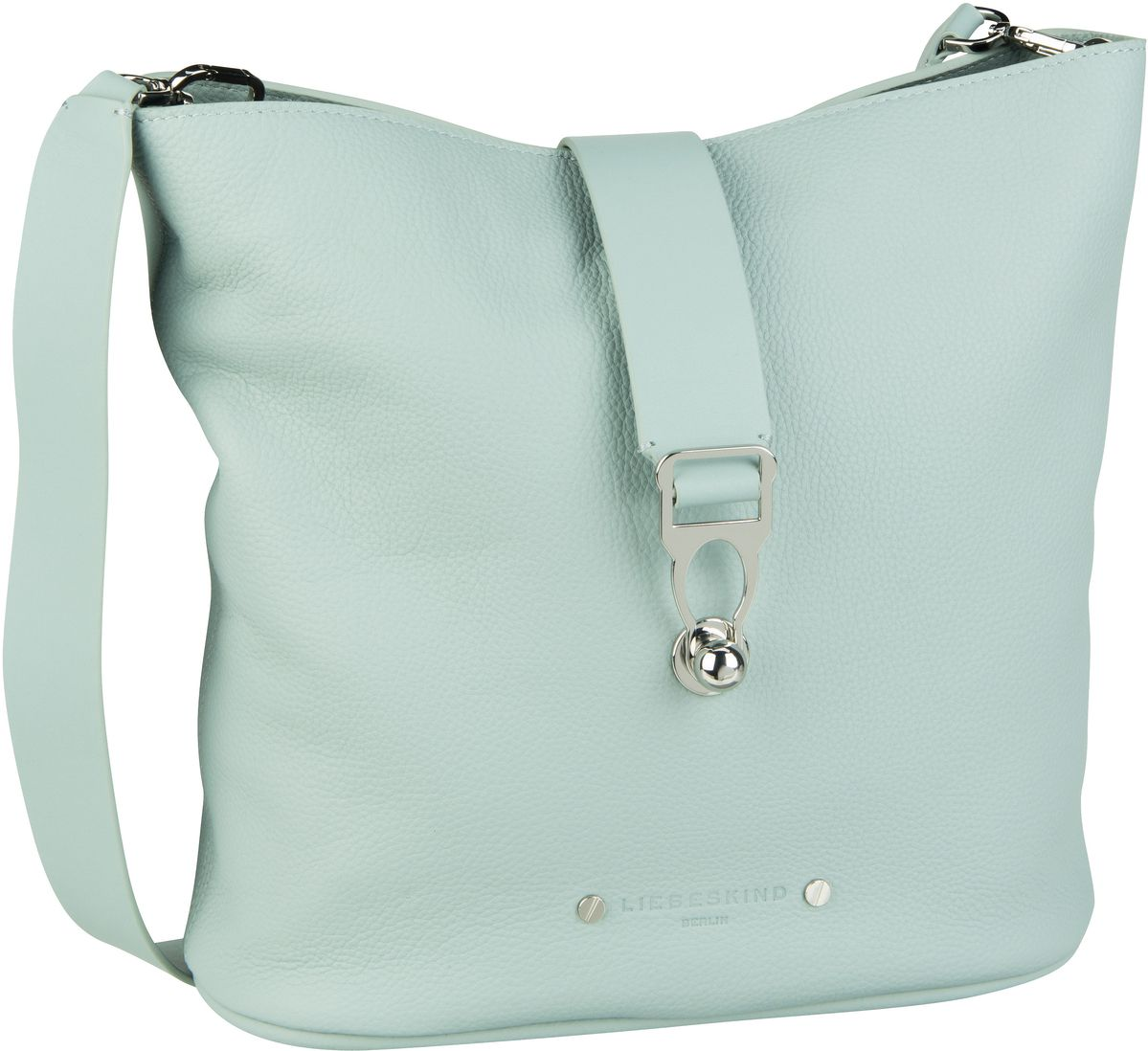 Berlin Umhängetasche Sailor Crossbody L Light Blue Mist