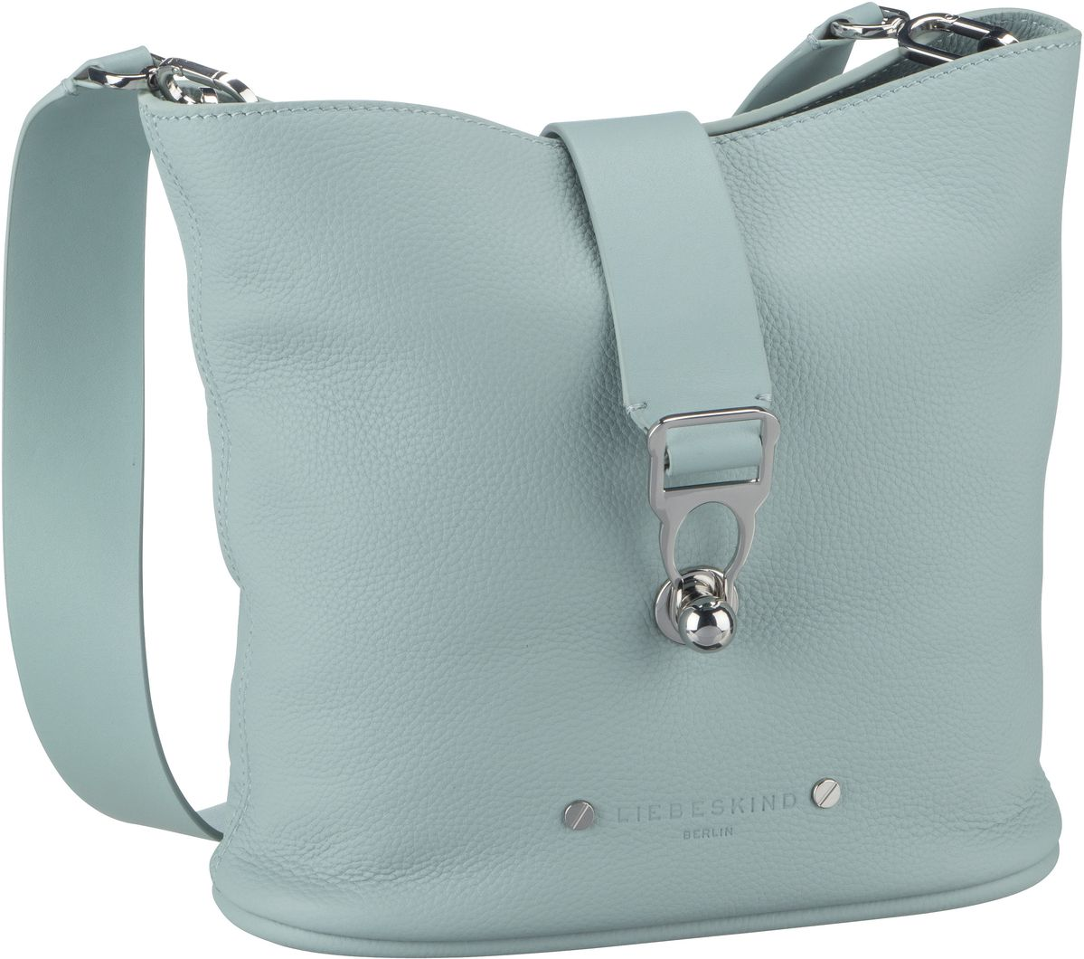 Berlin Umhängetasche Sailor Crossbody M Light Blue Mist
