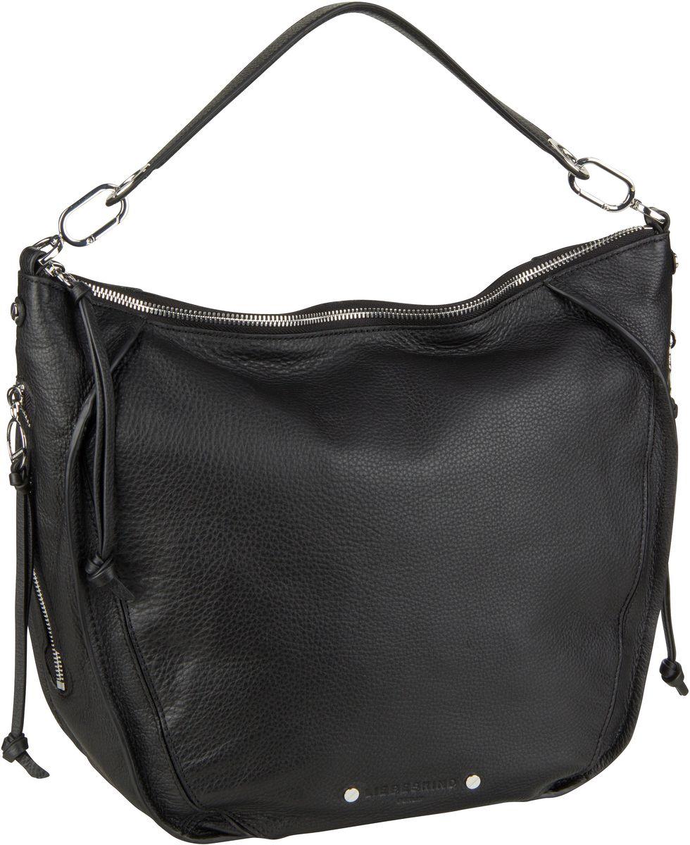 Berlin Handtasche Saddy Crossbody M Black