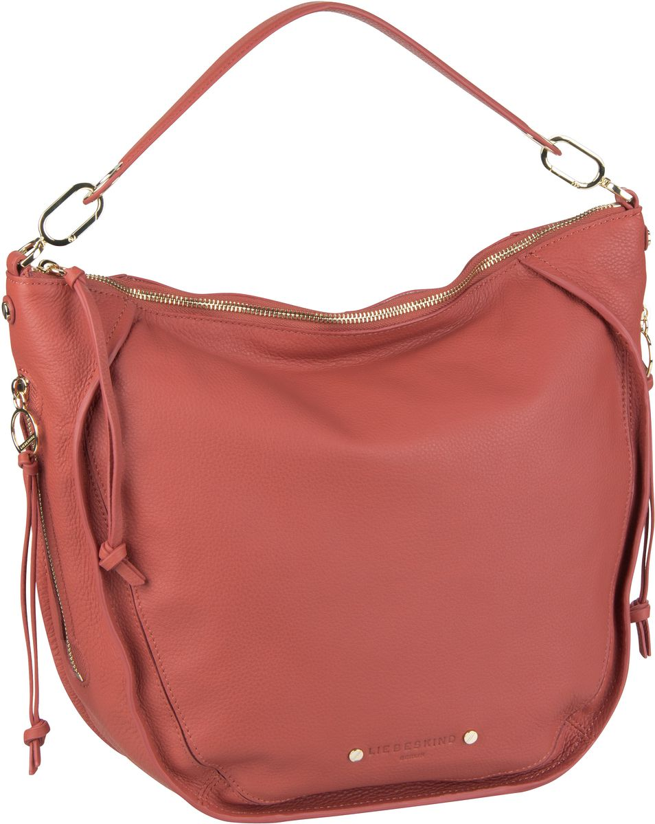Berlin Handtasche Saddy Crossbody M Hot Red