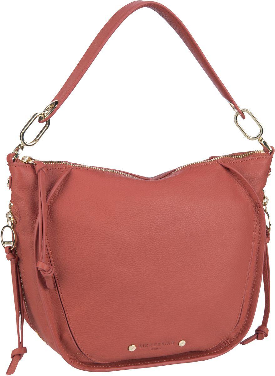 Berlin Handtasche Saddy Crossbody S Hot Red