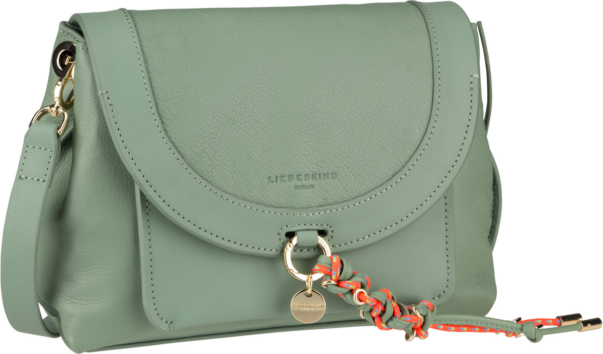Berlin Umhängetasche Scouri Crossbody M Hedge Green