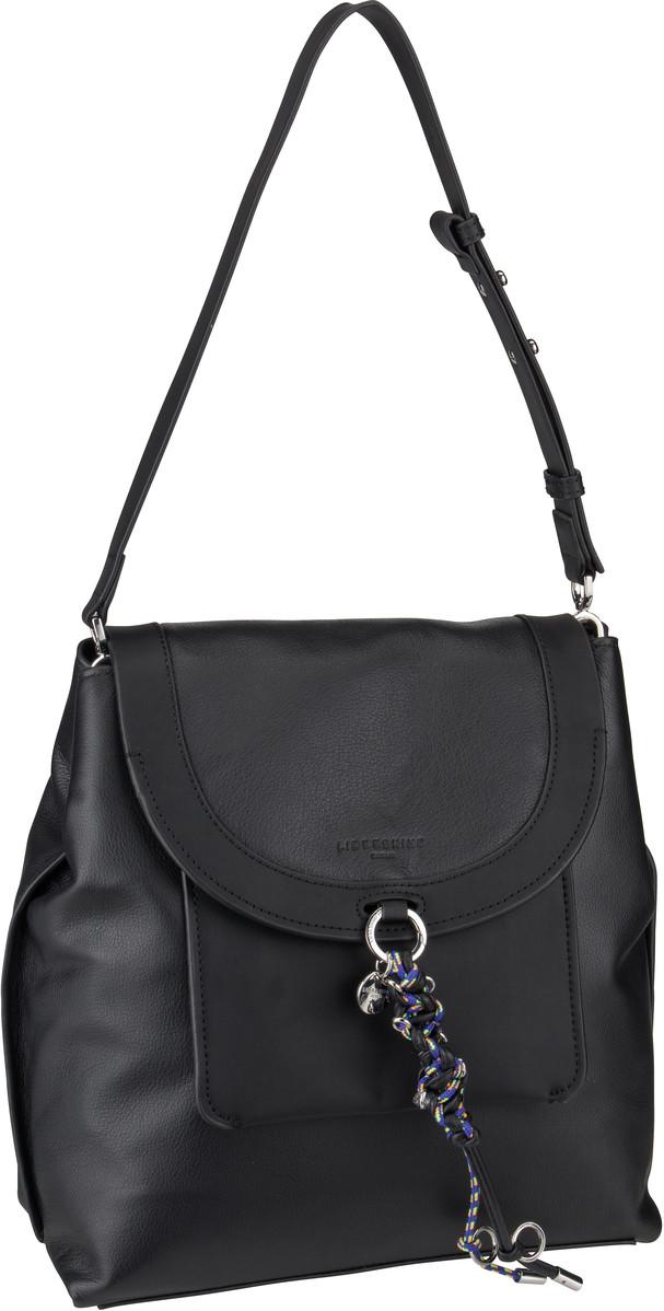 Berlin Handtasche Scouri Hobo L Black
