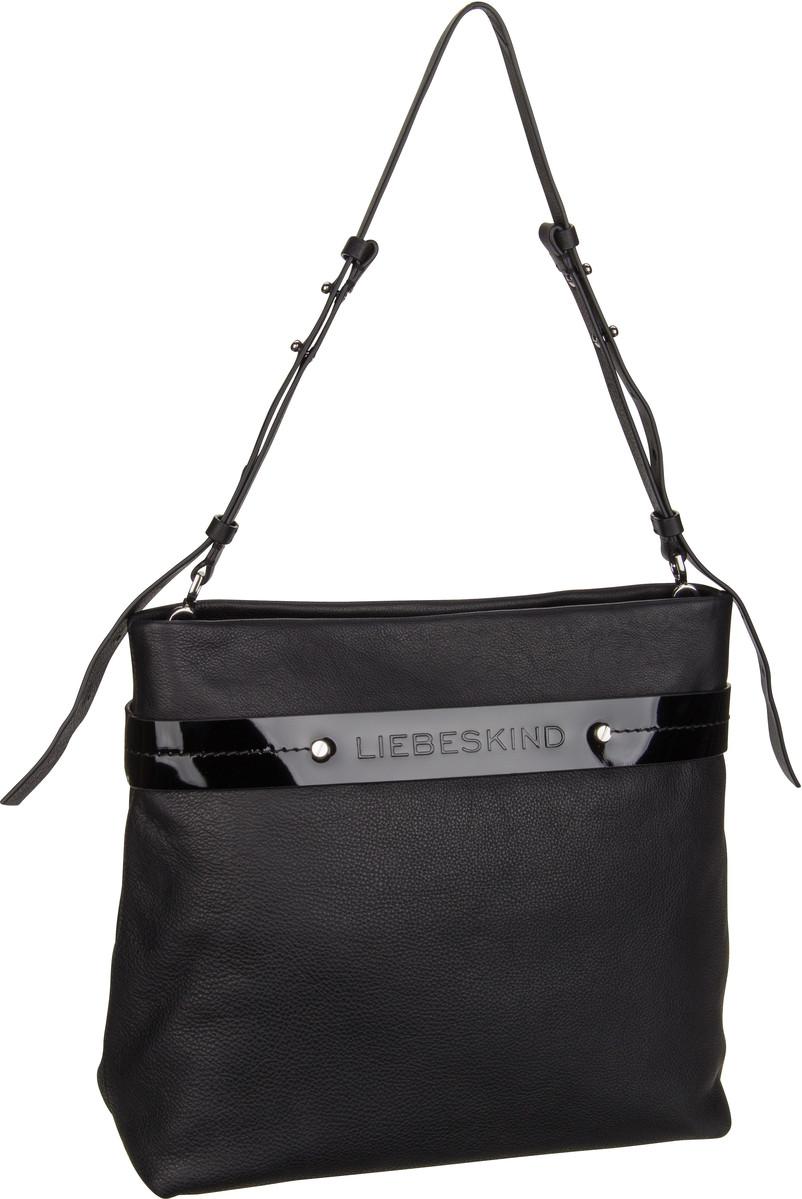 Berlin Handtasche So Hobo M Black