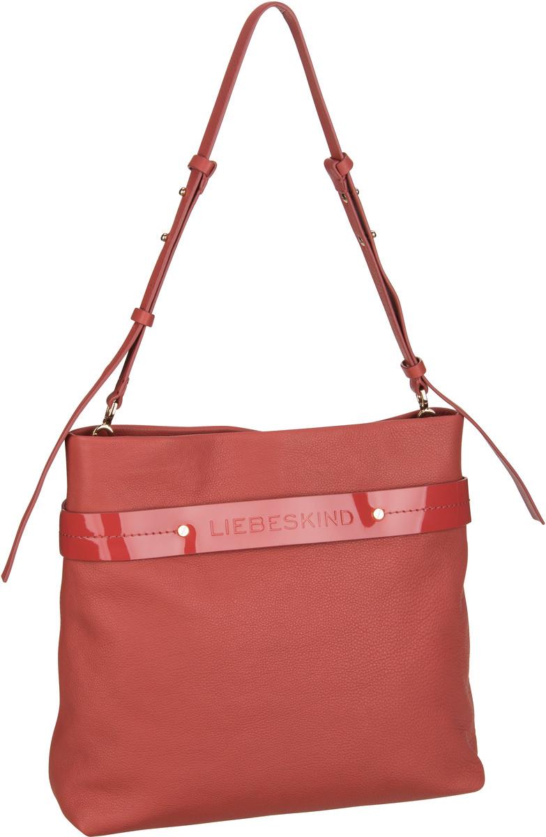 Berlin Handtasche So Hobo M Hot Red