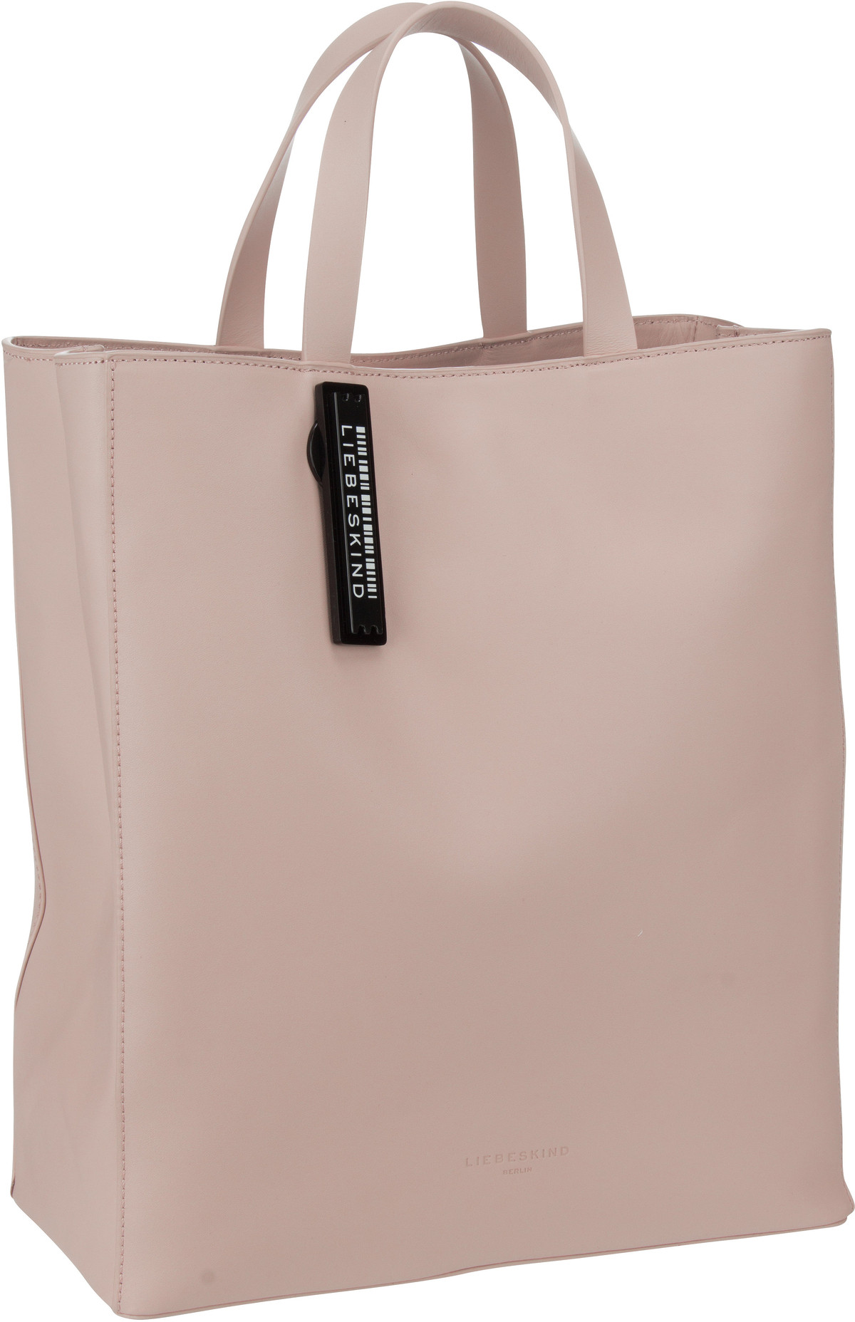 Berlin Handtasche Paper Bag Tote M Dusty Rose