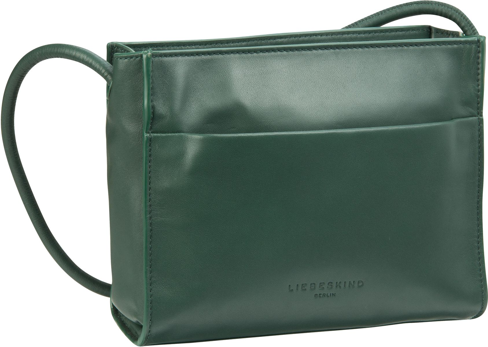 Berlin Umhängetasche Drawstring Crossbody M Dark Green