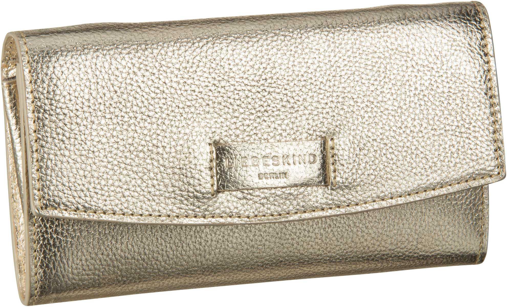 Berlin Handtasche Essential Clutch S Metallic Moonlight