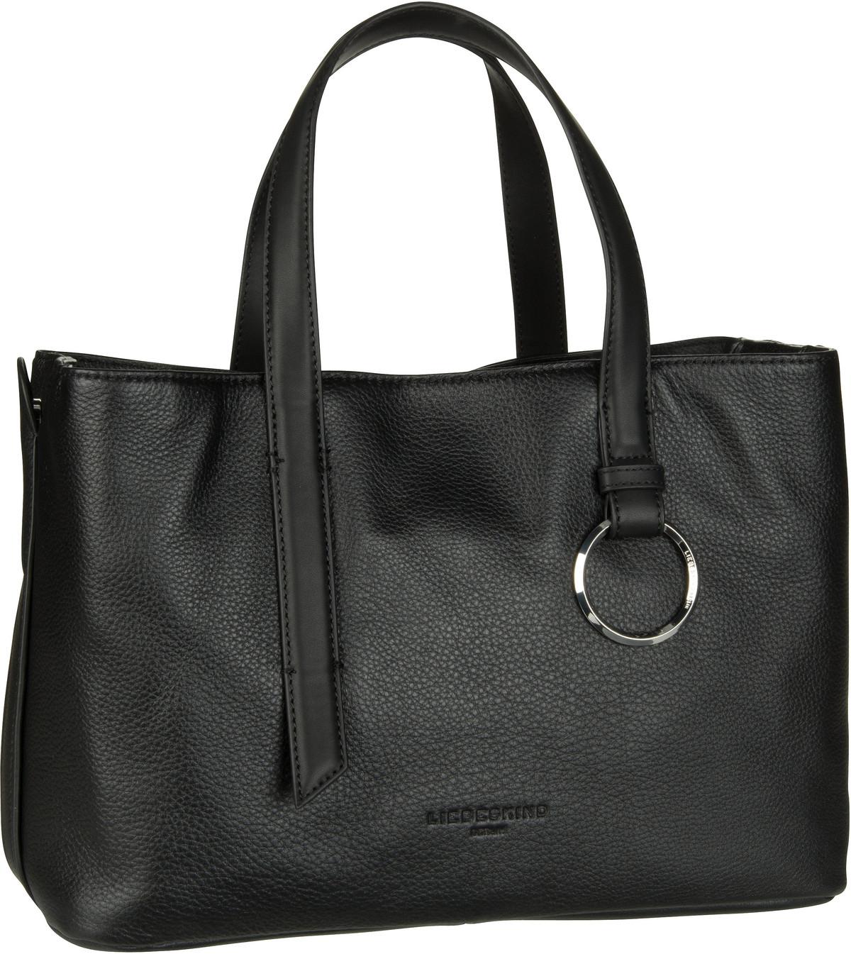 Berlin Handtasche Millenium Satchel L Black