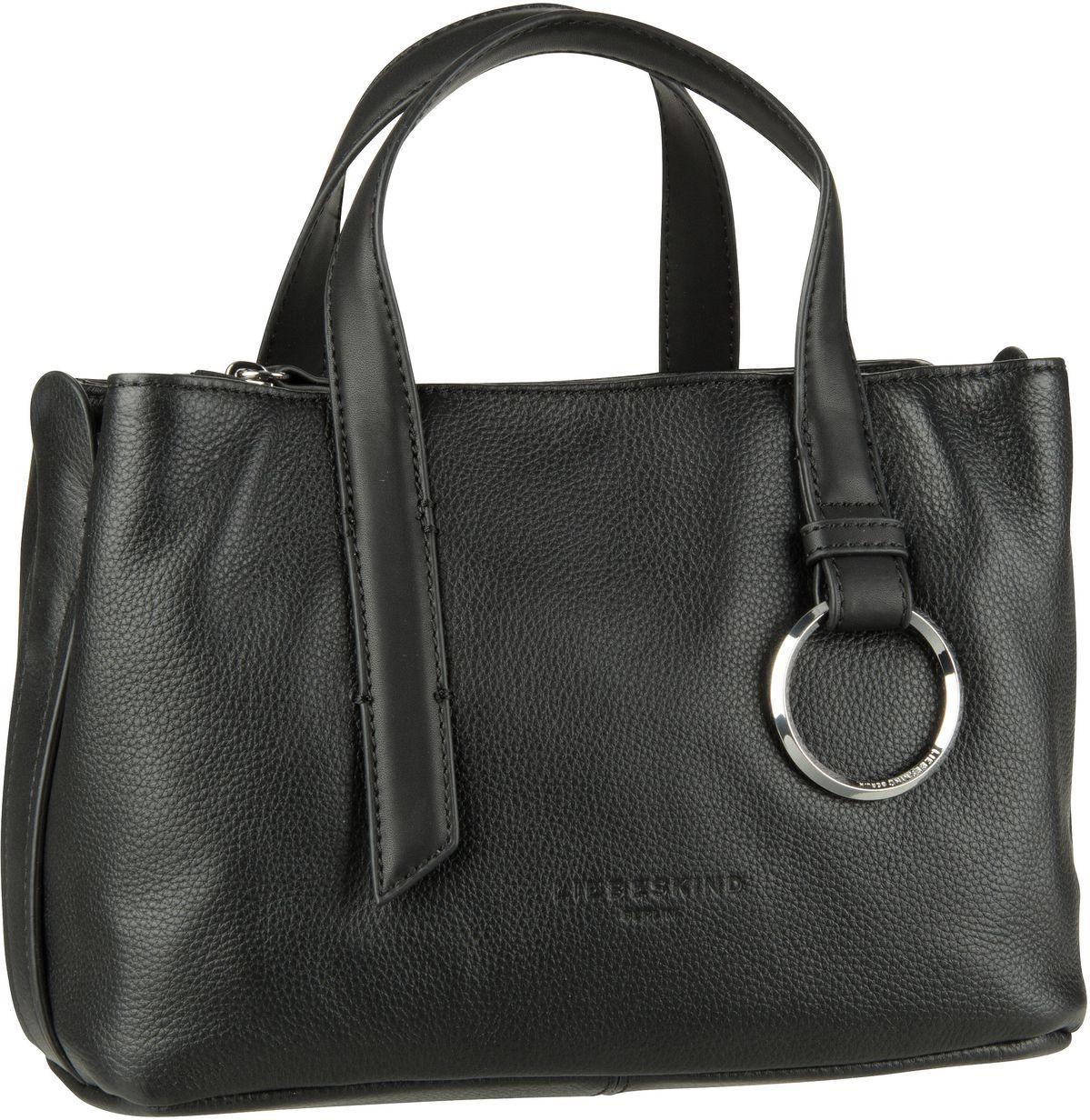 Berlin Handtasche Millenium Satchel M Black