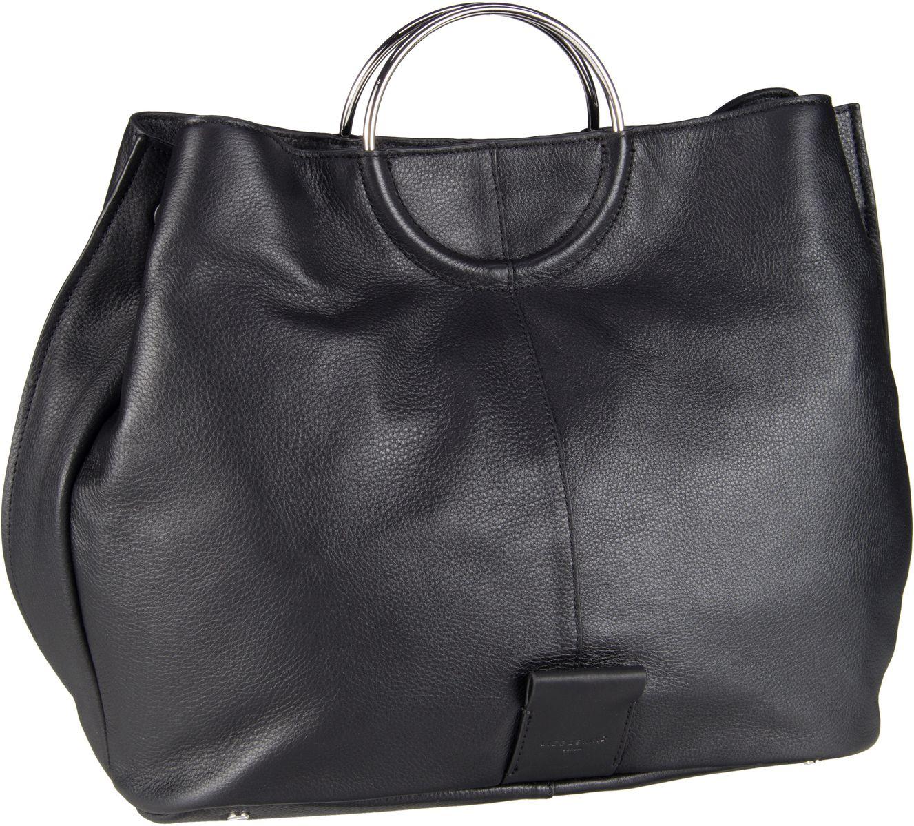 Berlin Handtasche Neo Amalfi Genova Shopper L Black