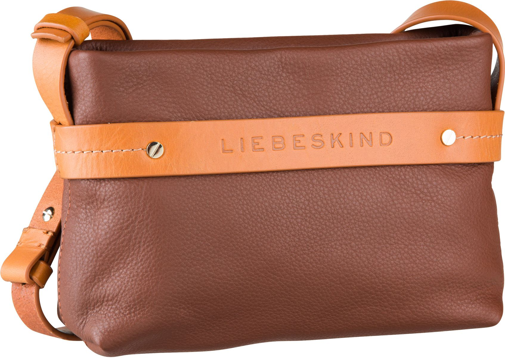 Berlin Umhängetasche SoShopper Crossbody S Toffee