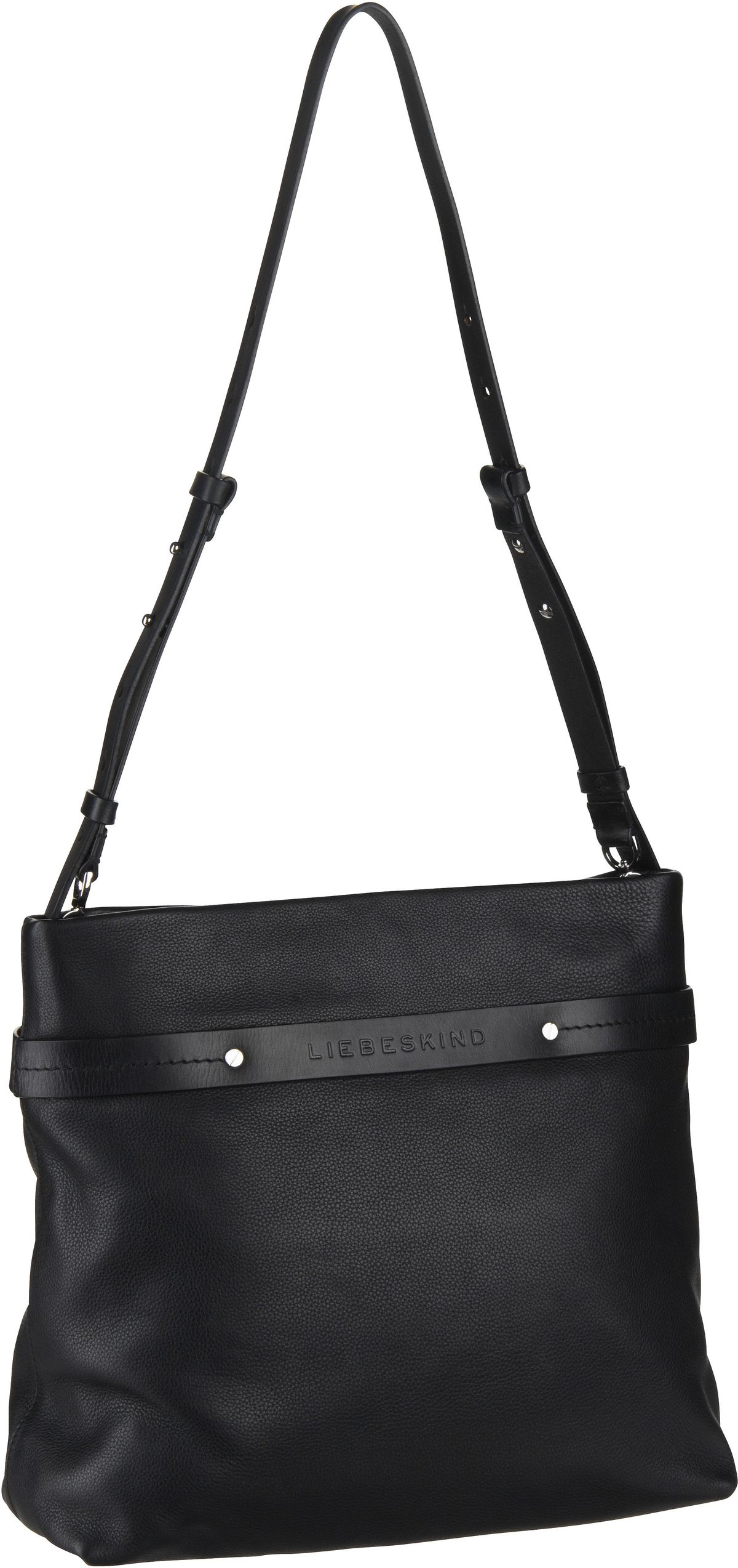 Berlin Handtasche SoShopper Hobo M Black