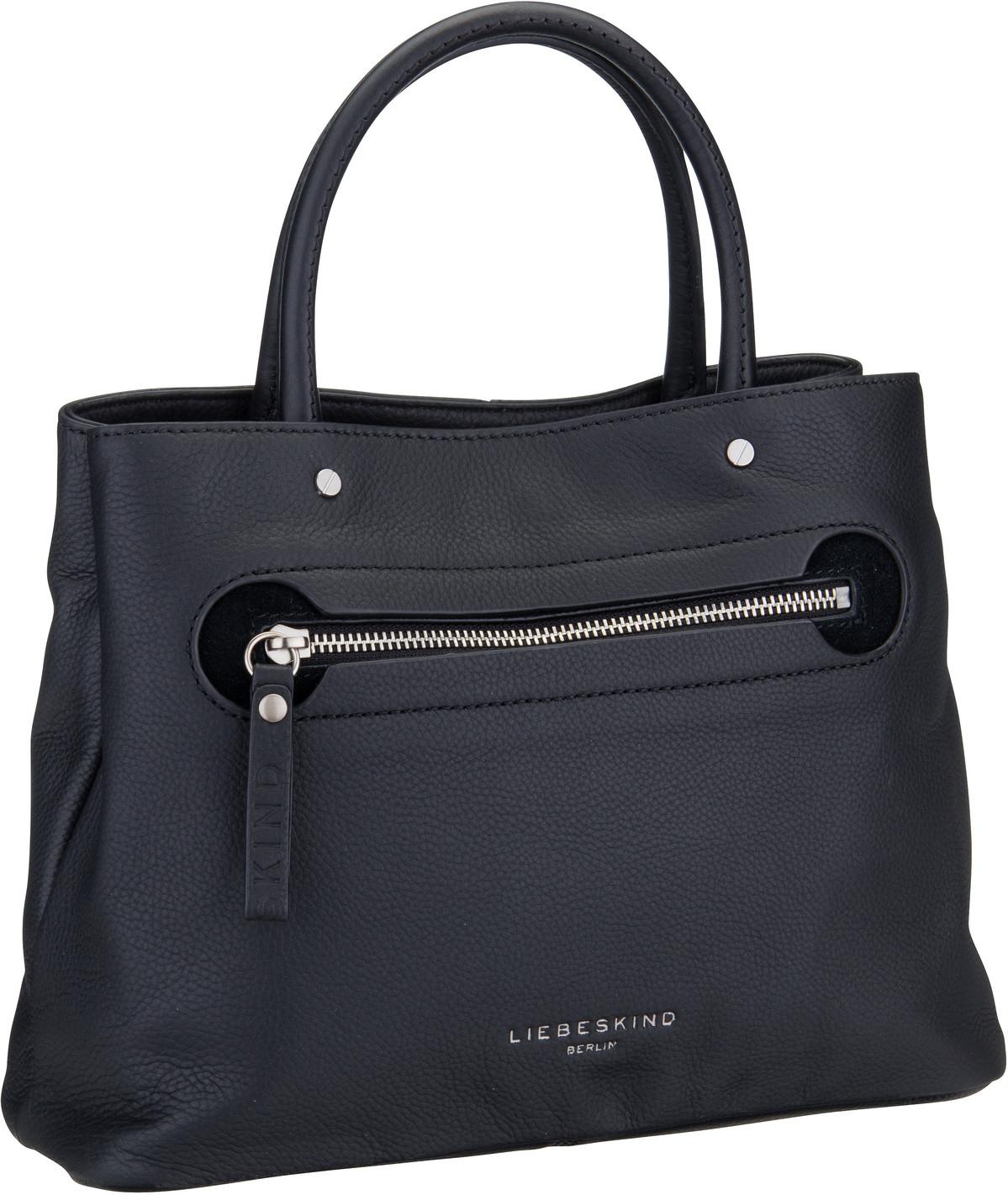 Berlin Handtasche Mini Daily 2 Satchel S Black
