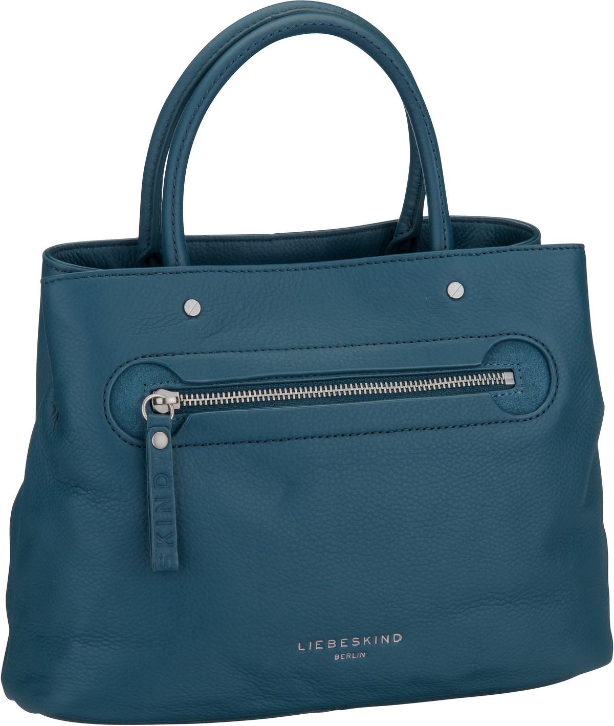 Berlin Handtasche Mini Daily 2 Satchel S China Blue