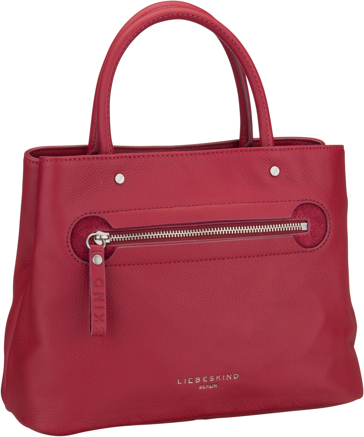Berlin Handtasche Mini Daily 2 Satchel S Dahlia Red
