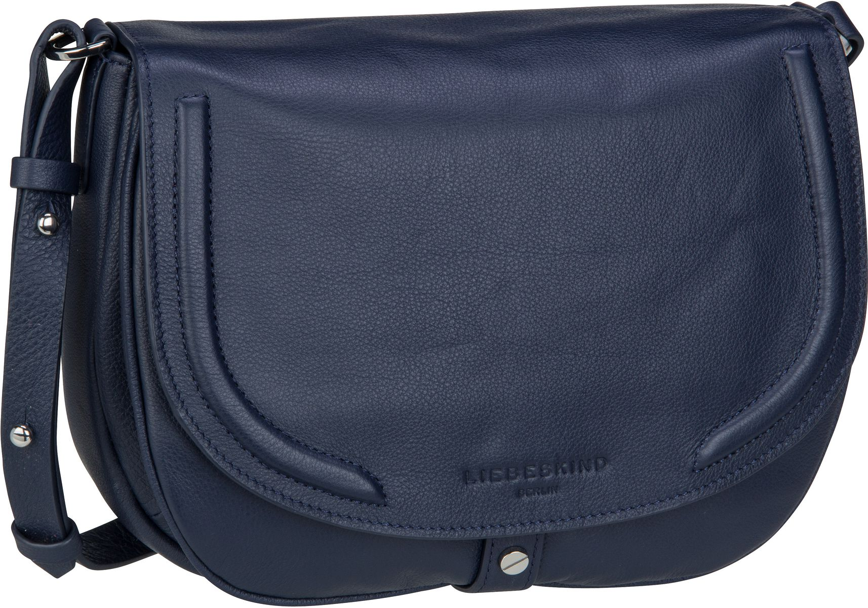 Berlin Umhängetasche Round Love Note Crossbody M Mood Indigo