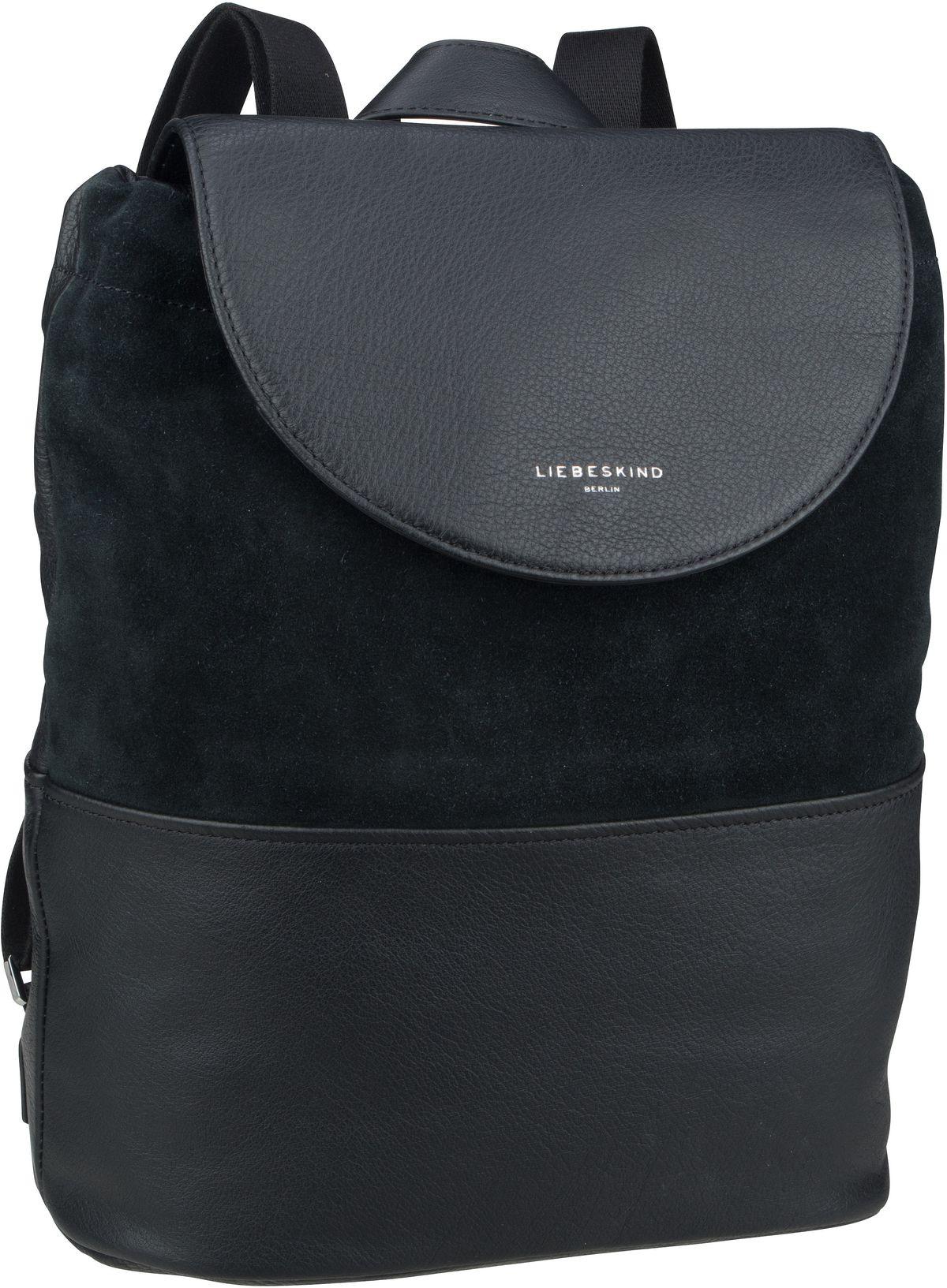 Berlin Rucksack / Daypack Upsidedown Backpack M Black