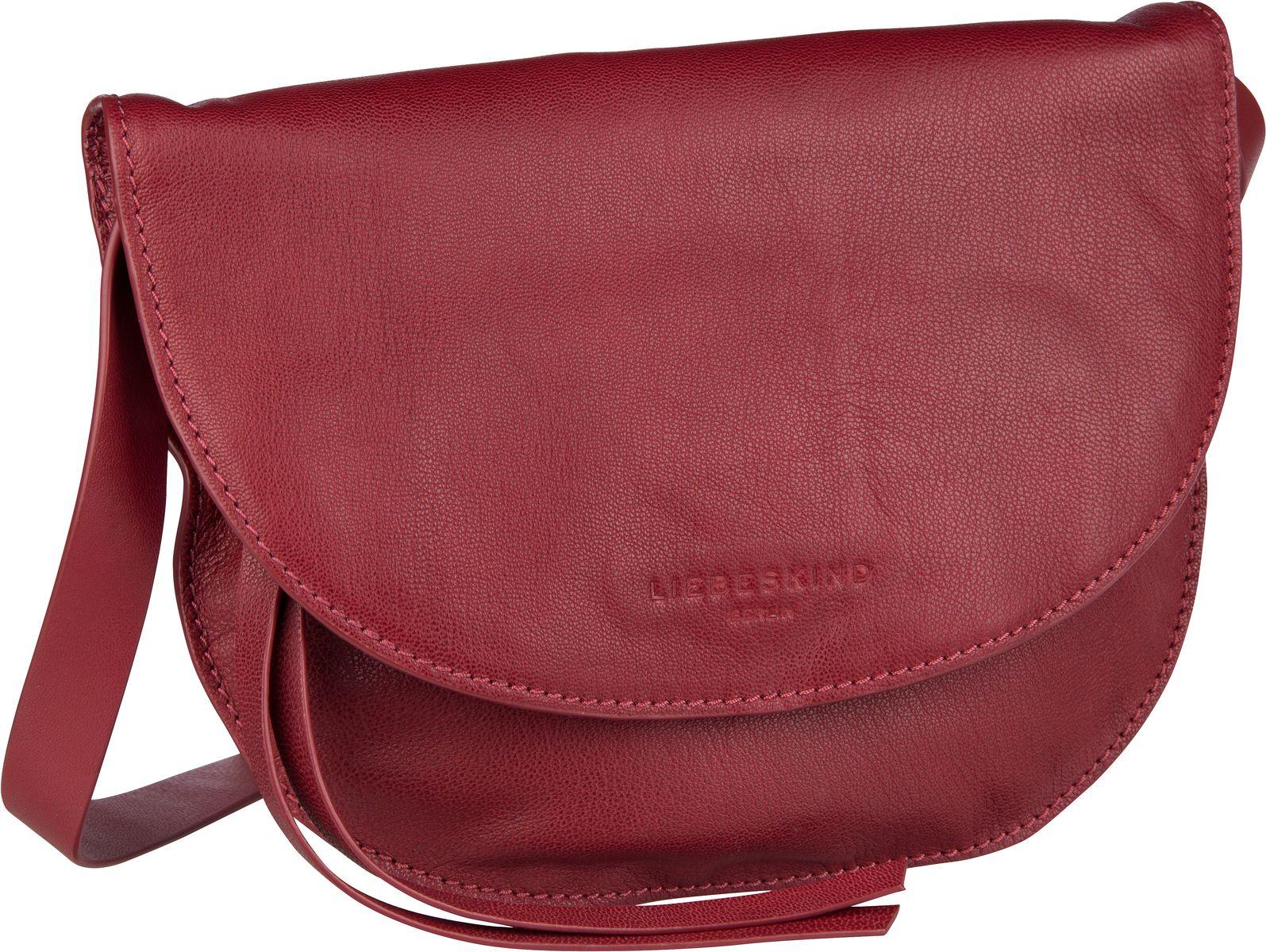 Berlin Umhängetasche Dive Bag 2 Clutch S Dahlia Red