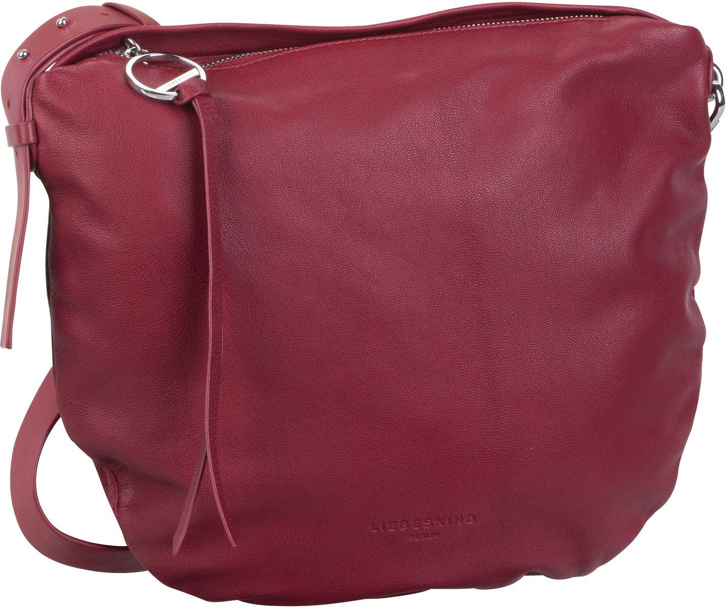 Berlin Umhängetasche Dive Bag 2 Crossbody M Dahlia Red