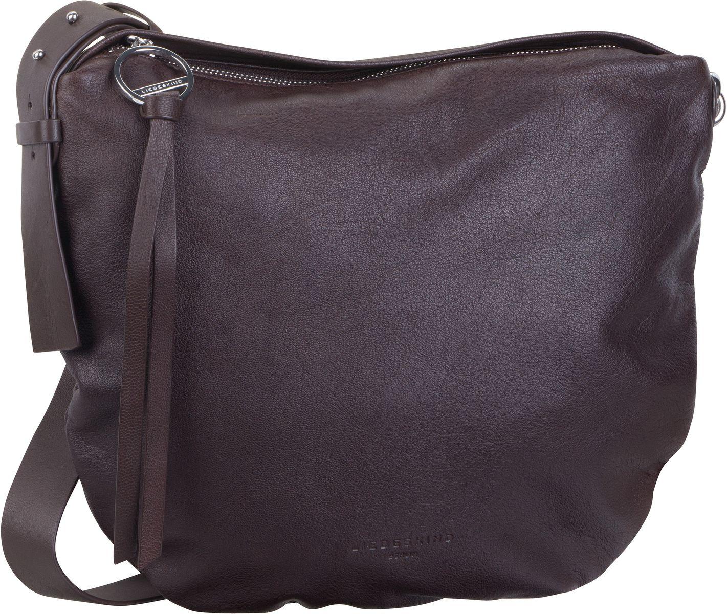 Berlin Umhängetasche Dive Bag 2 Crossbody M Dark Brown