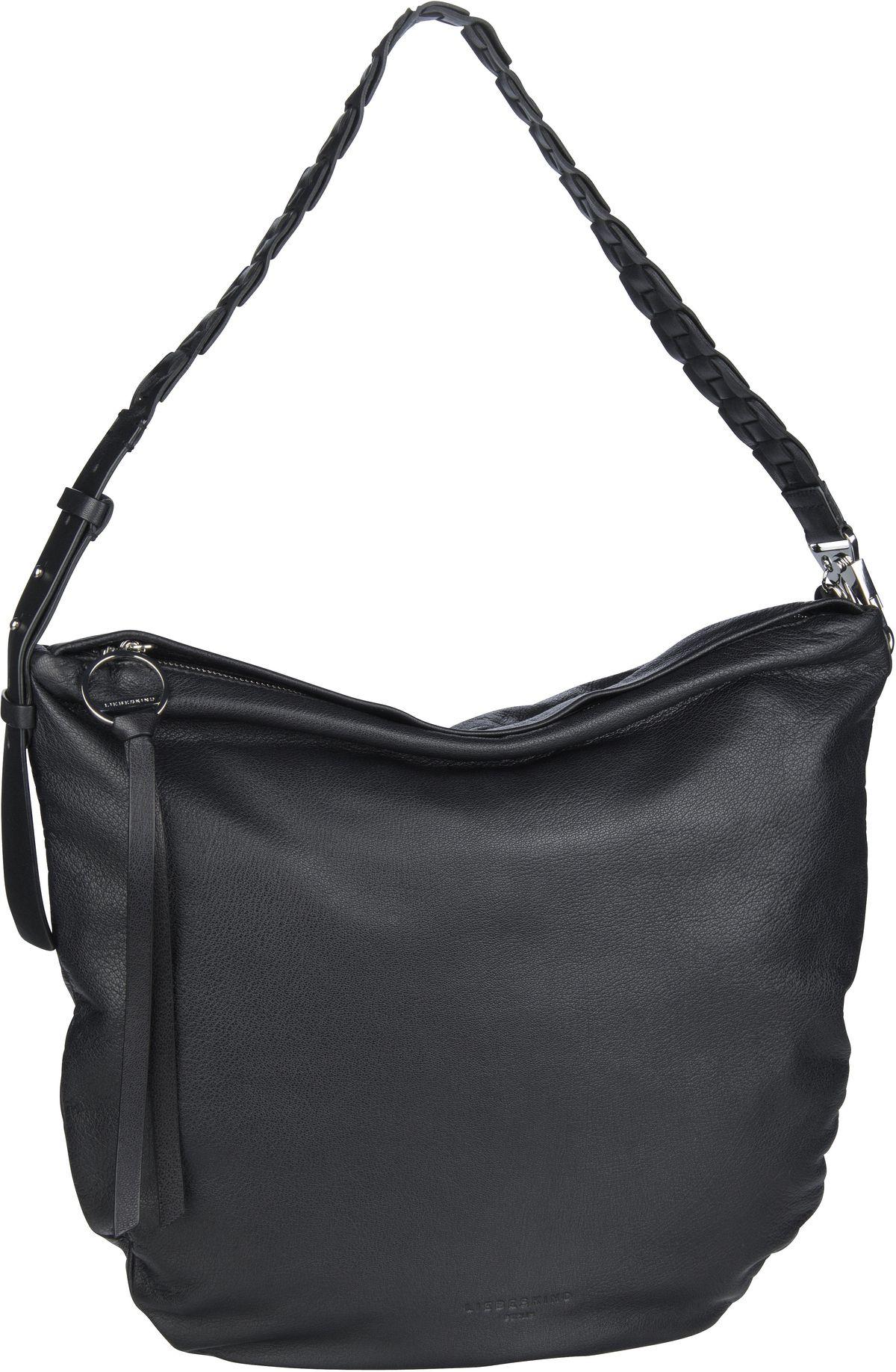 Berlin Handtasche Dive Bag 2 Hobo M Black
