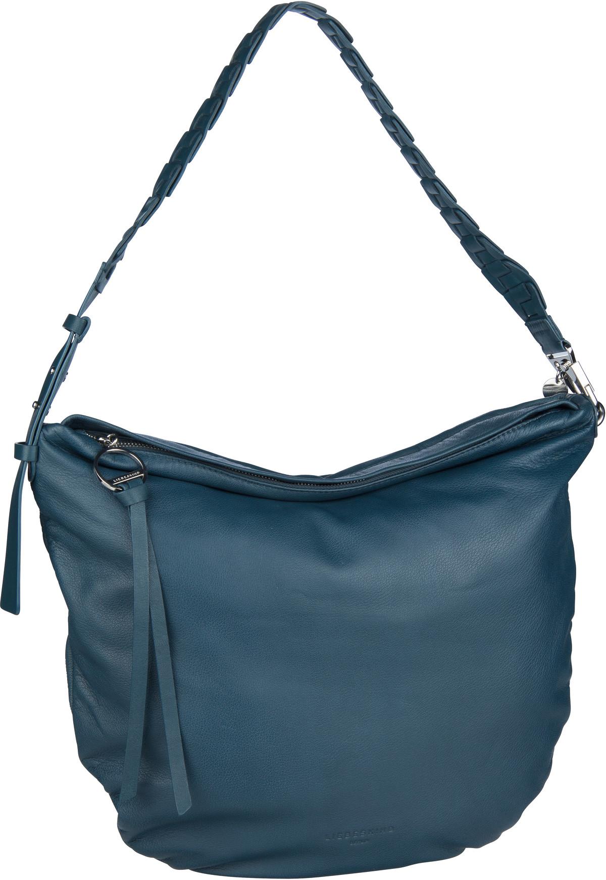 Berlin Handtasche Dive Bag 2 Hobo M China Blue