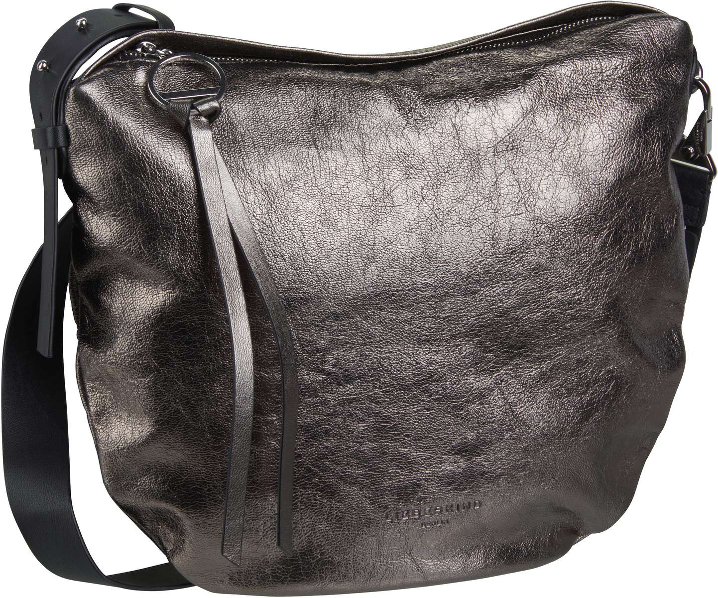 Berlin Umhängetasche Dive Bag 2 Metallic Crossbody M Warm Silver