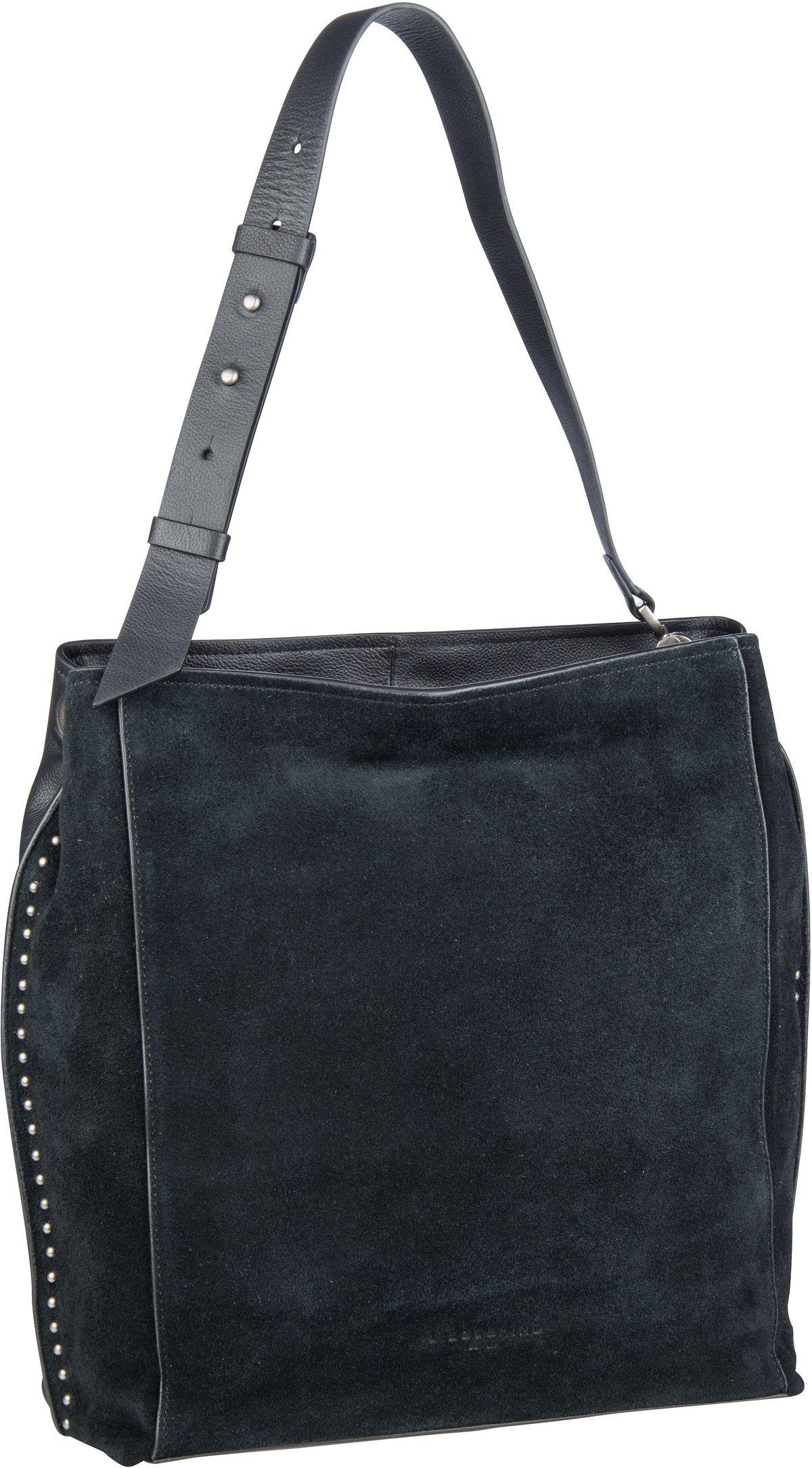 Berlin Handtasche Scouri 2 Hobo M Studs Black