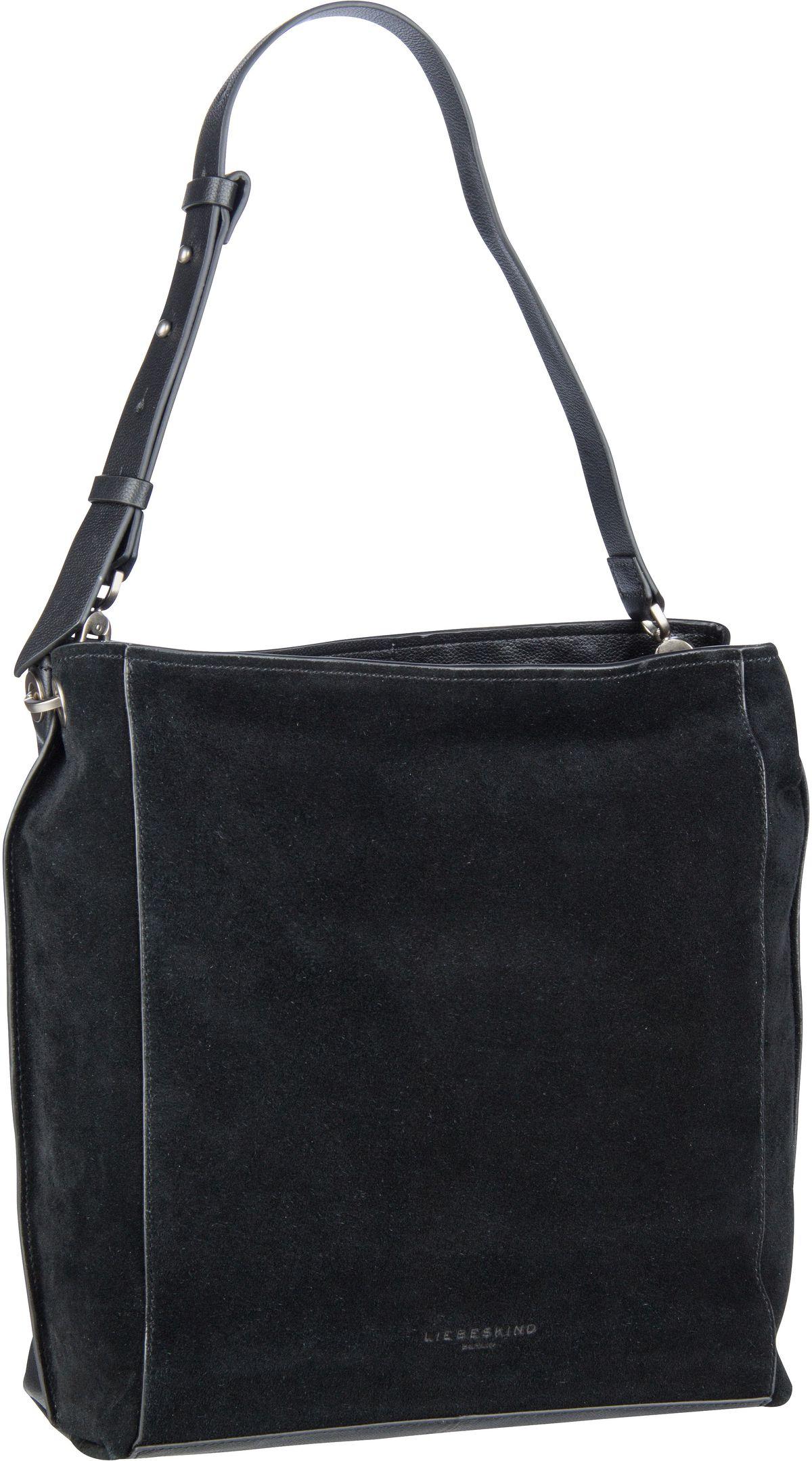 Berlin Handtasche Scouri 2 Hobo M Black