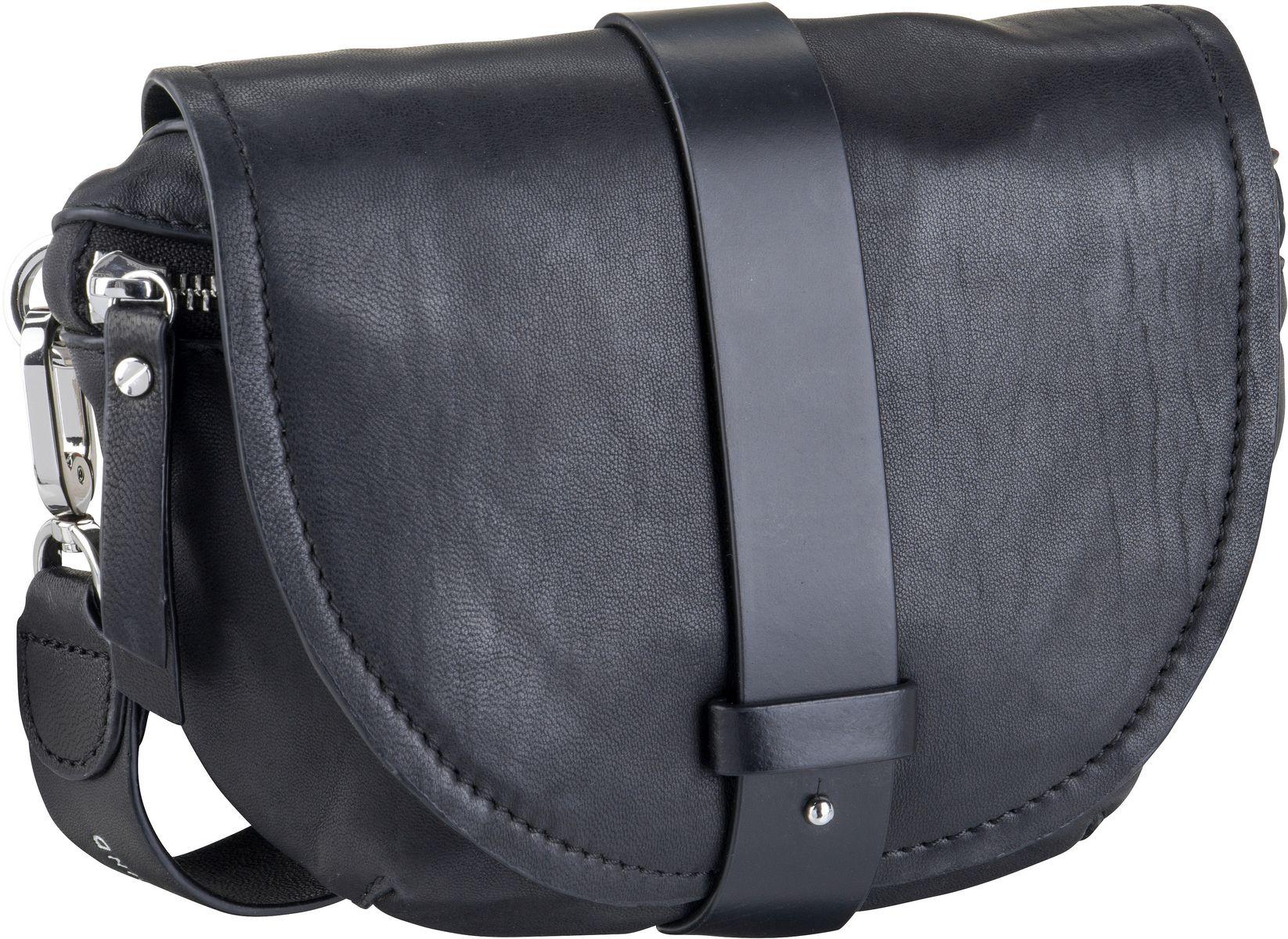 Kleinwaren - Liebeskind Berlin Gürteltasche Soft Bucket Belt Bag Black  - Onlineshop Taschenkaufhaus