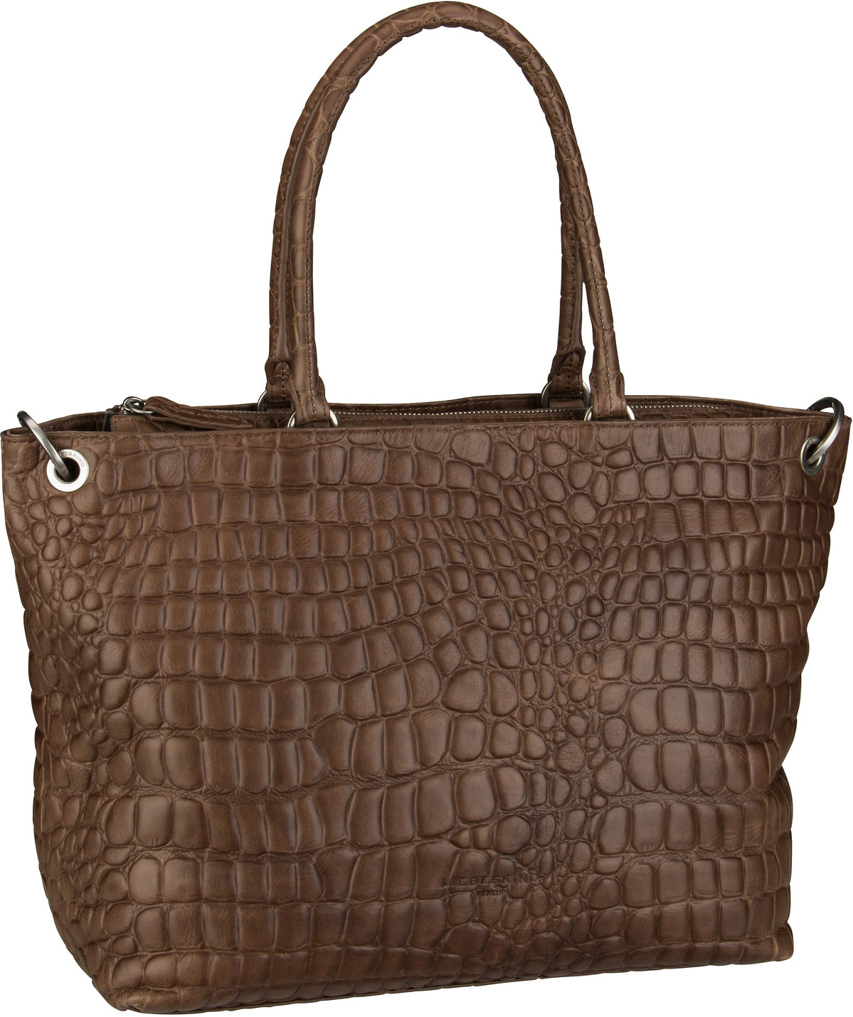 Berlin Handtasche Ally Tote L Taupe