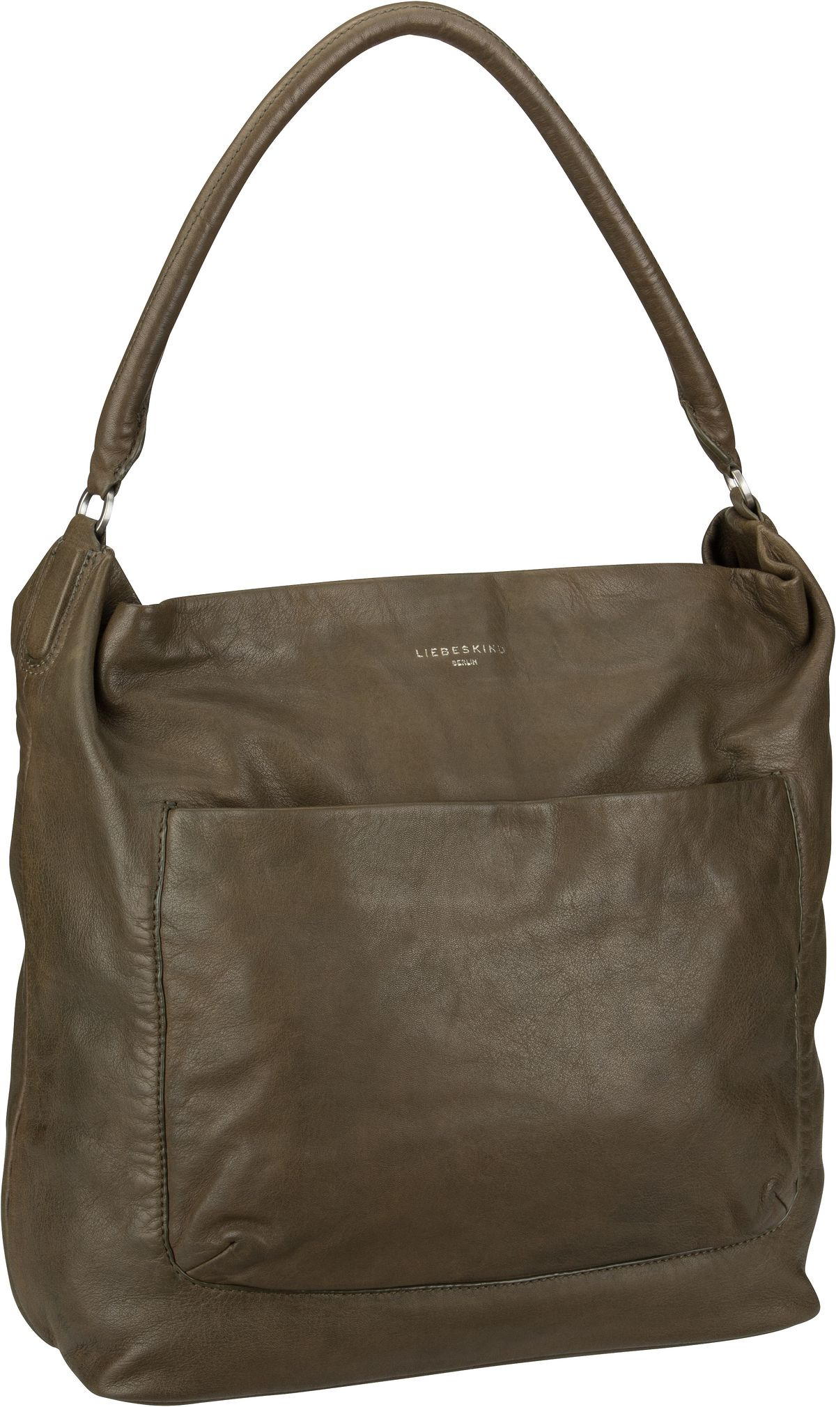 Berlin Handtasche Ever Hobo L Dark Olive Green