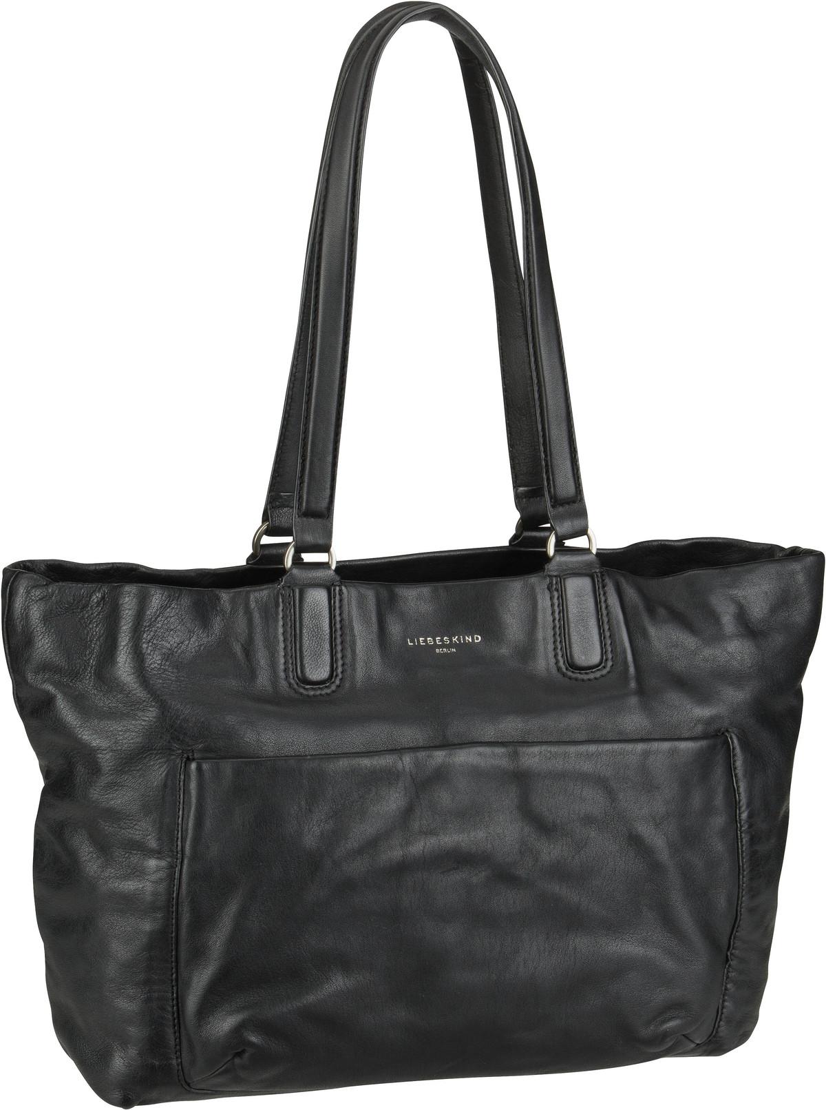 Berlin Handtasche Ever Shopper L Black
