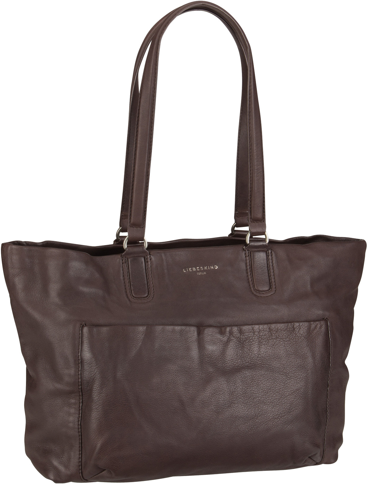Berlin Handtasche Ever Shopper L Dark Brown