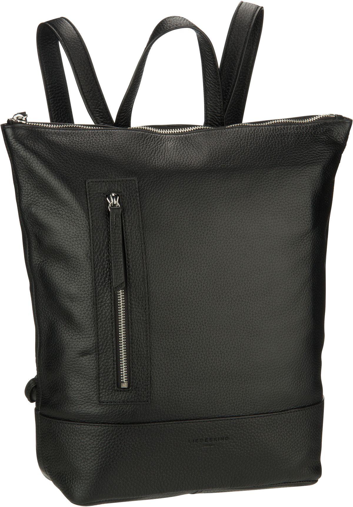 Berlin Rucksack / Daypack L-Bag Backpack L Black