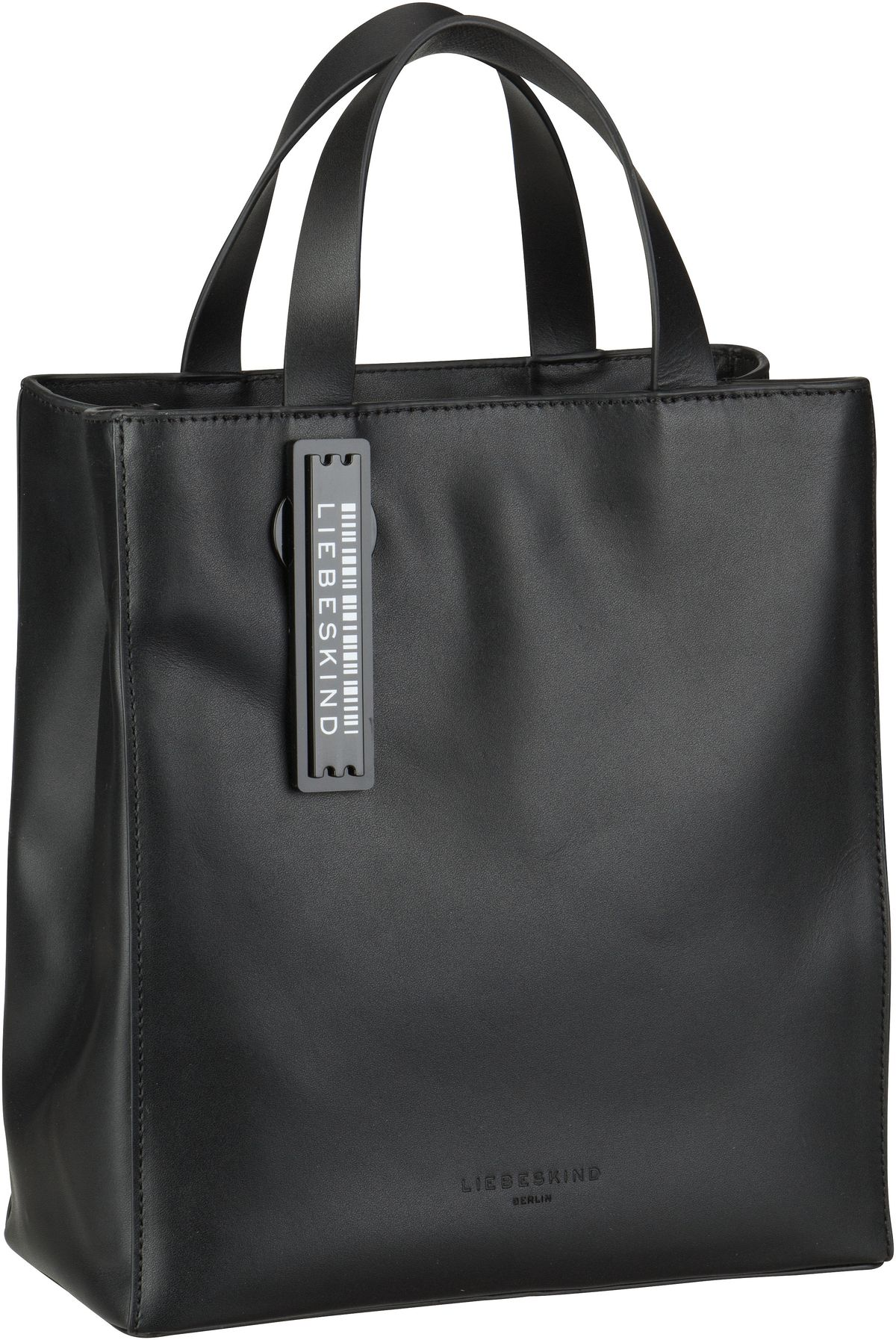 Berlin Handtasche Paper Bag Tote S Black