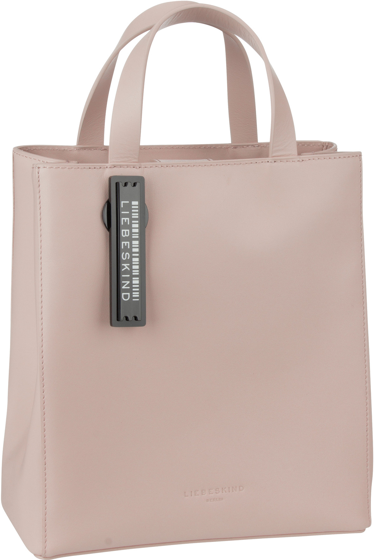 Berlin Handtasche Paper Bag Tote S Dusty Rose