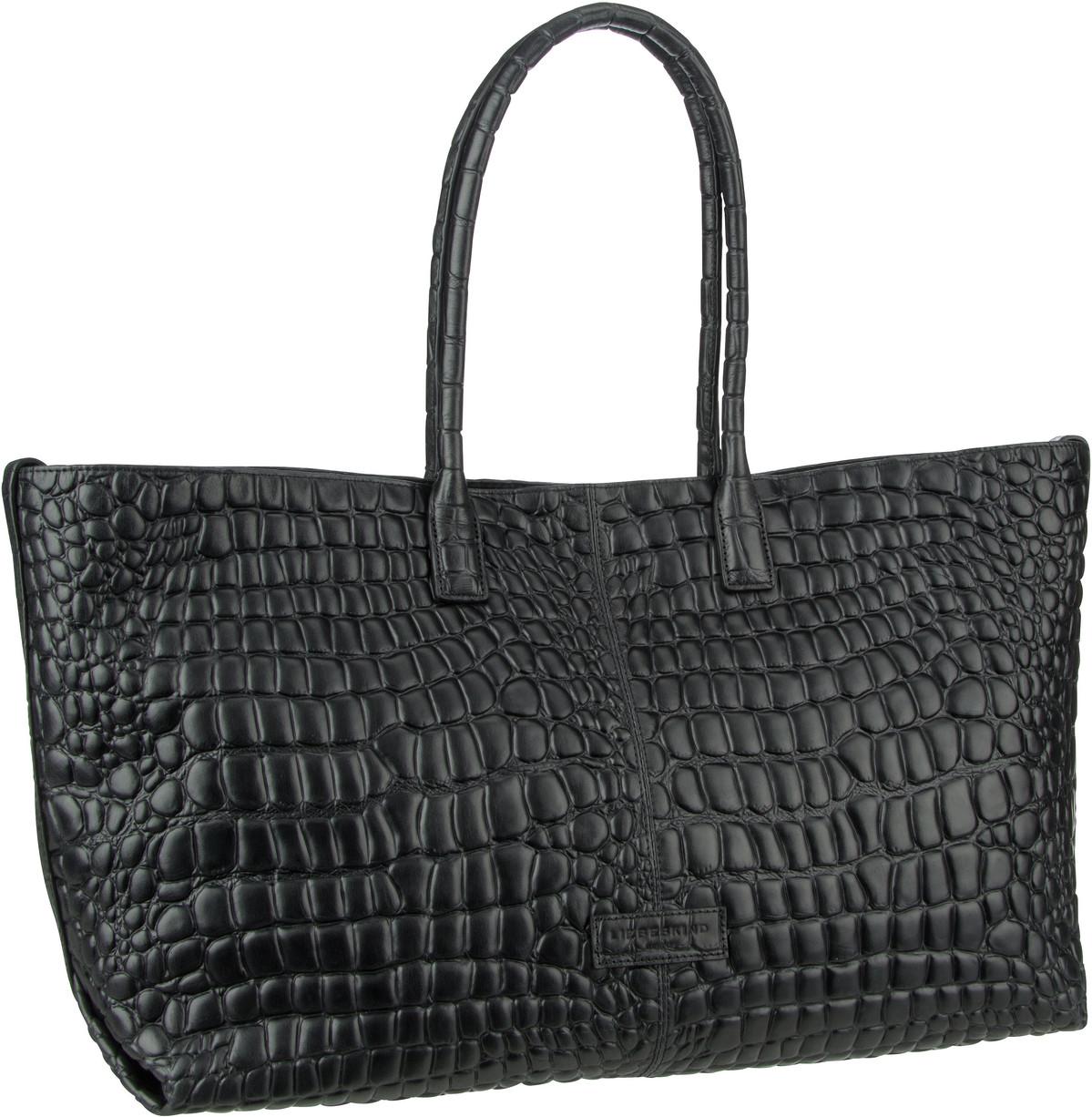 Berlin Handtasche Malibu Chelsea Shopper L Black