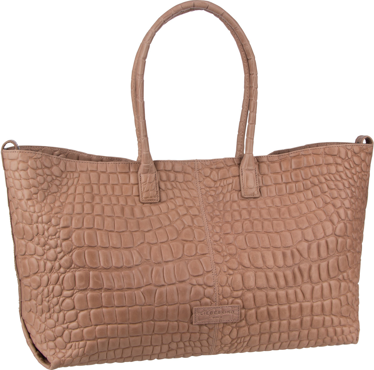 Berlin Handtasche Malibu Chelsea Shopper L Dusty Rose