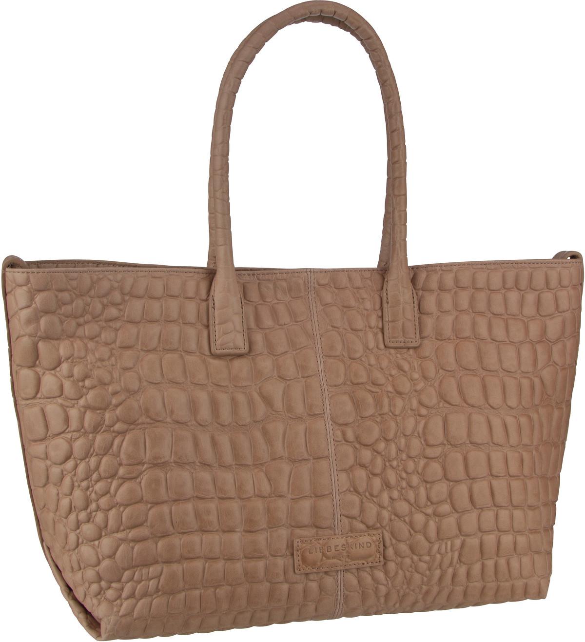 Berlin Handtasche Malibu L.A. Shopper M Dusty Rose