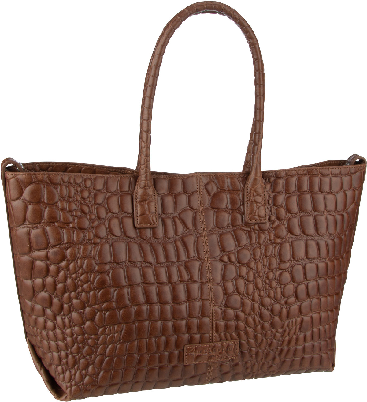 Berlin Handtasche Malibu L.A. Shopper M Medium Brown