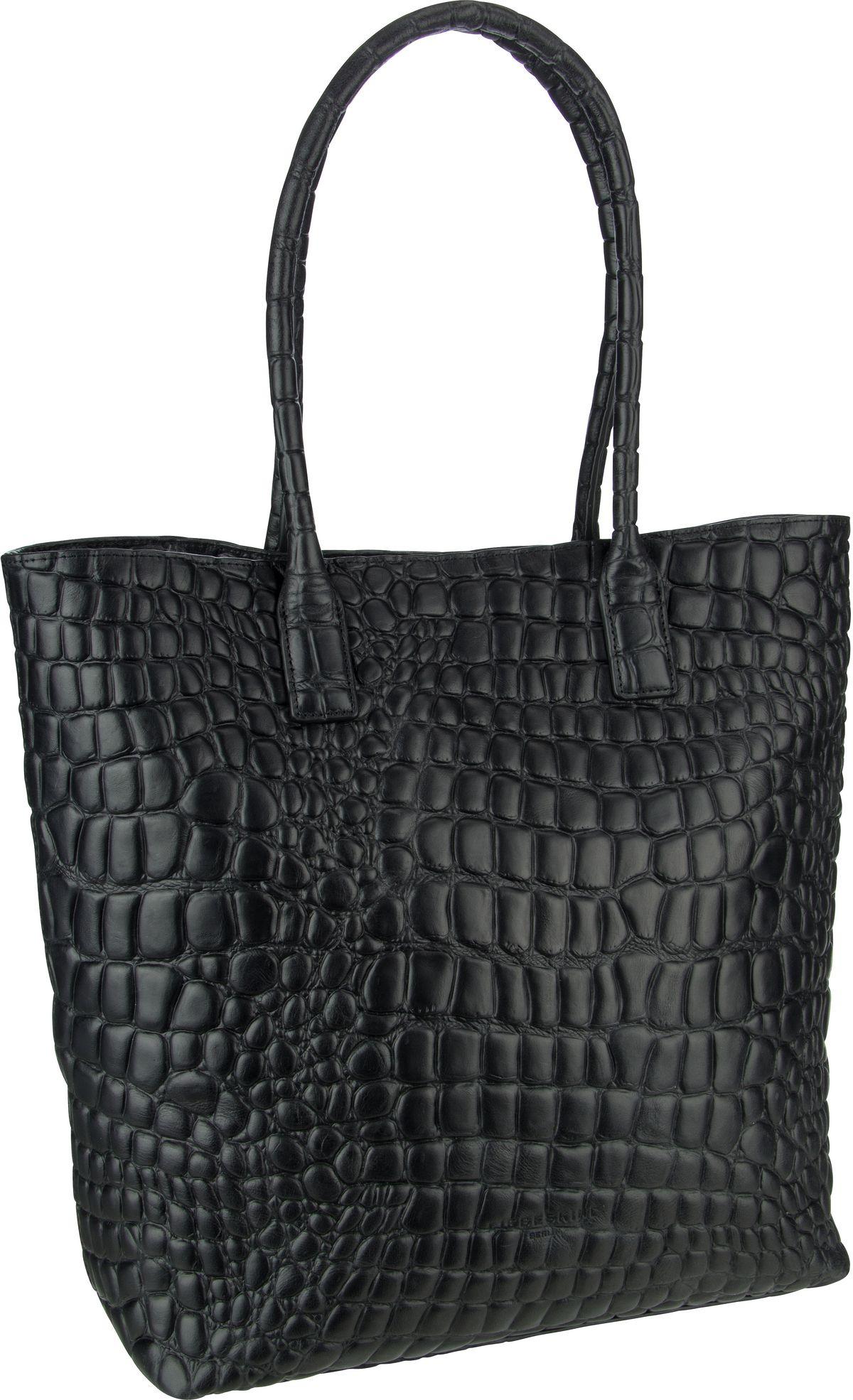 Berlin Handtasche Malibu Tote L Black