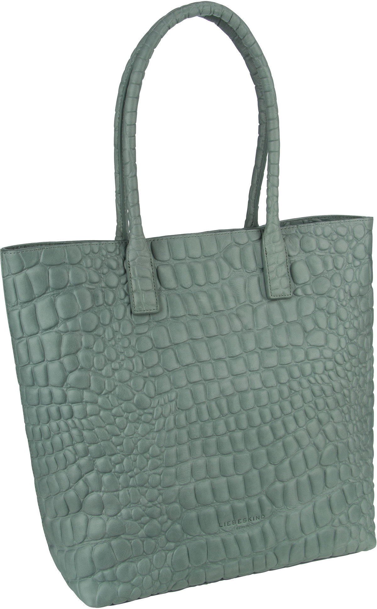 Berlin Handtasche Malibu Tote L Light Blue Mist