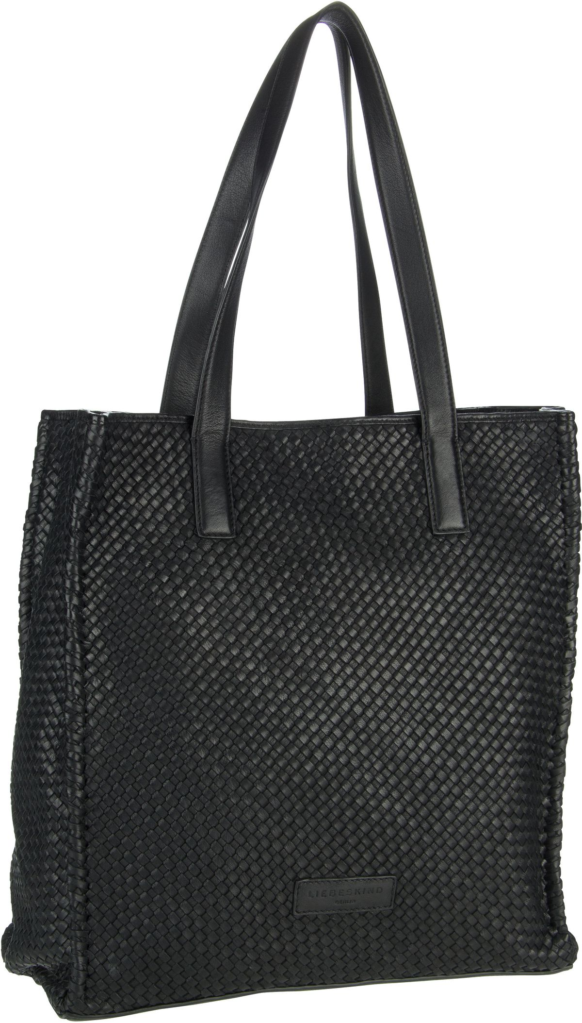 Berlin Handtasche Santa Fe Shopper XL Black