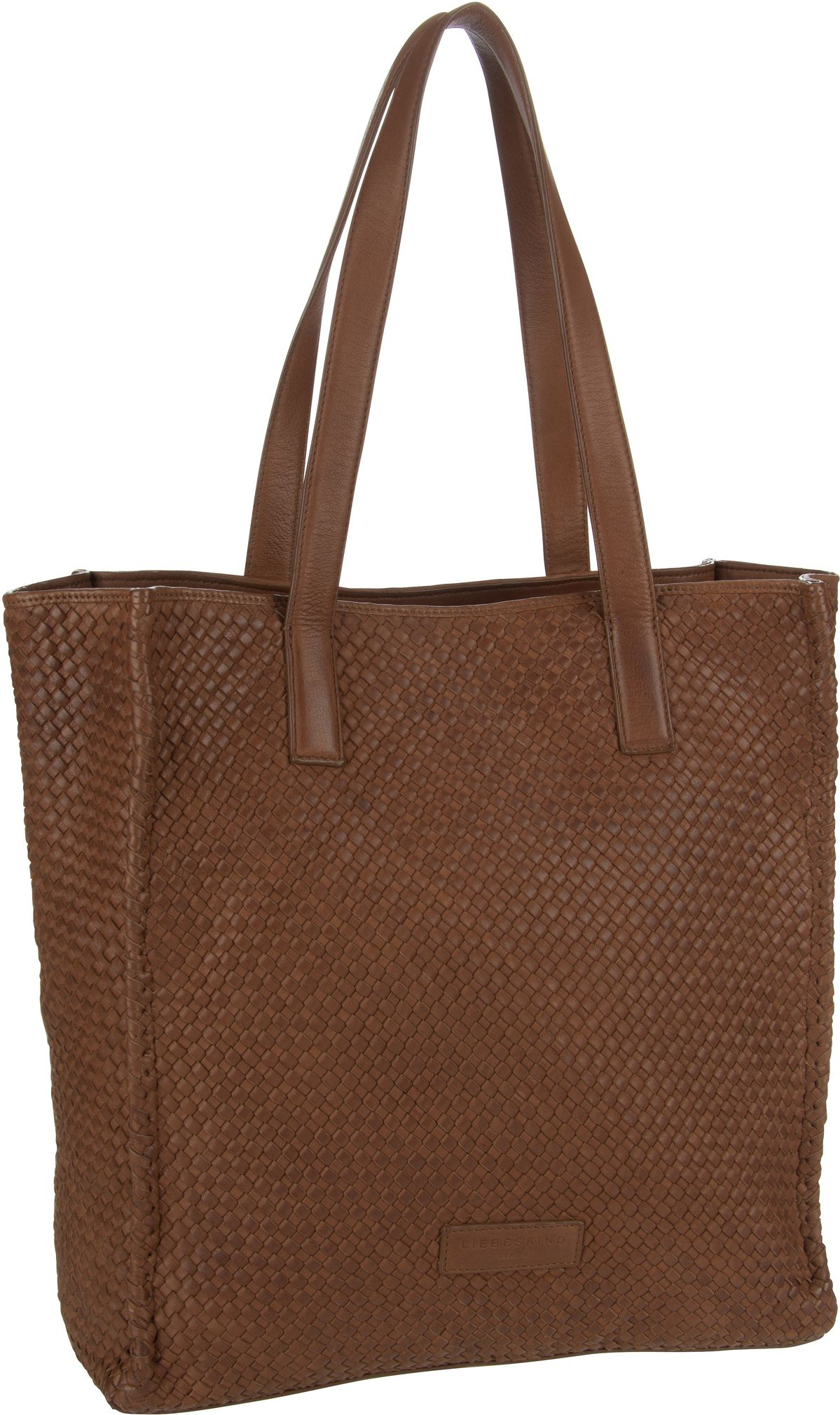 Berlin Handtasche Santa Fe Shopper XL Medium Brown